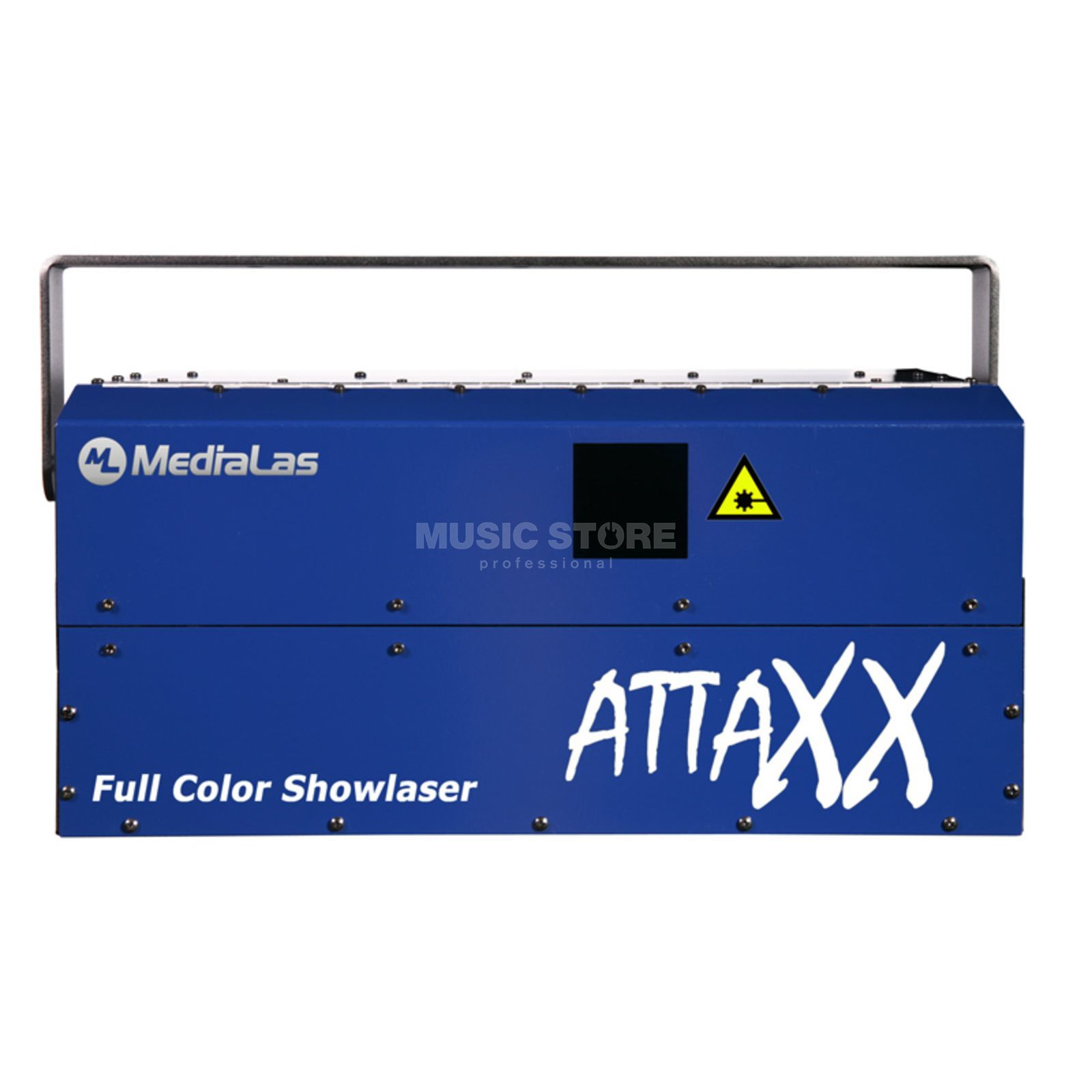 MediaLas AttaXX Pro 3.5 RGB Demo Product Image