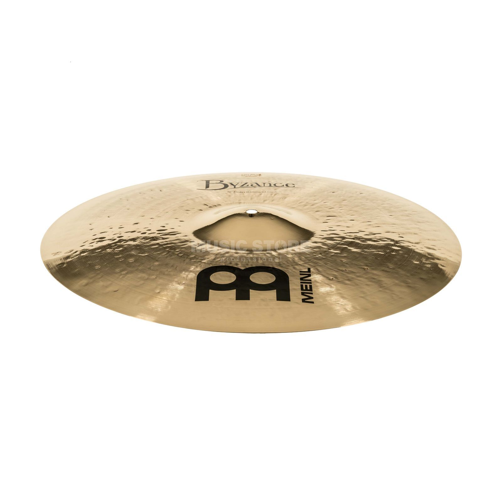 "Meinl B20HHC-B Byzance Heavy Hammered Brilliant Crash 20"" Product Image"