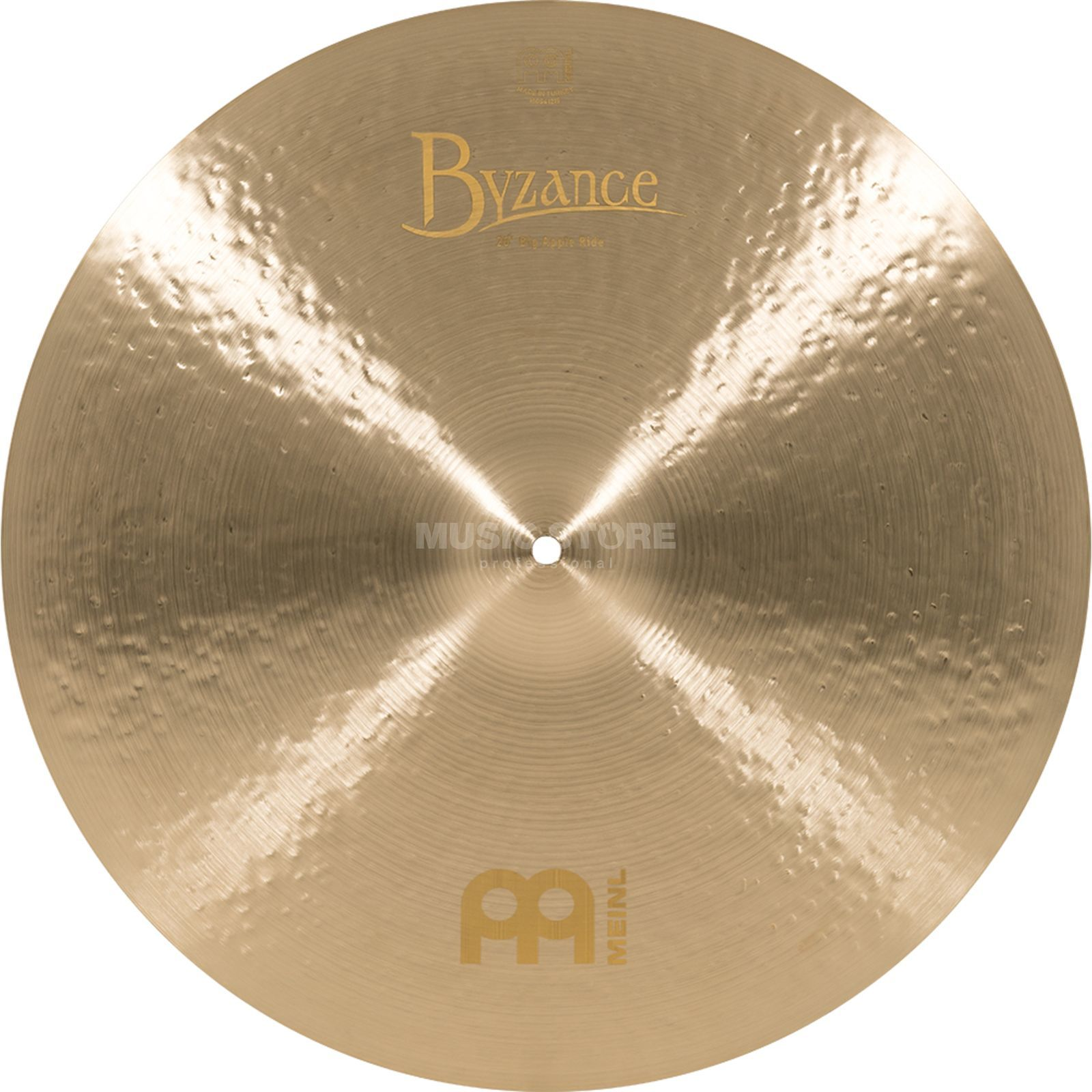 "Meinl Byzance Big Apple Ride 20"", B20JBAR, Jazz Finish Produktbild"