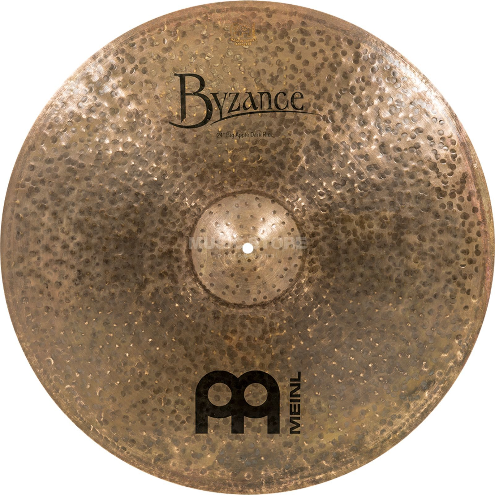 "Meinl Byzance Big Apple Ride 24"", B24BADAR, Dark Produktbillede"