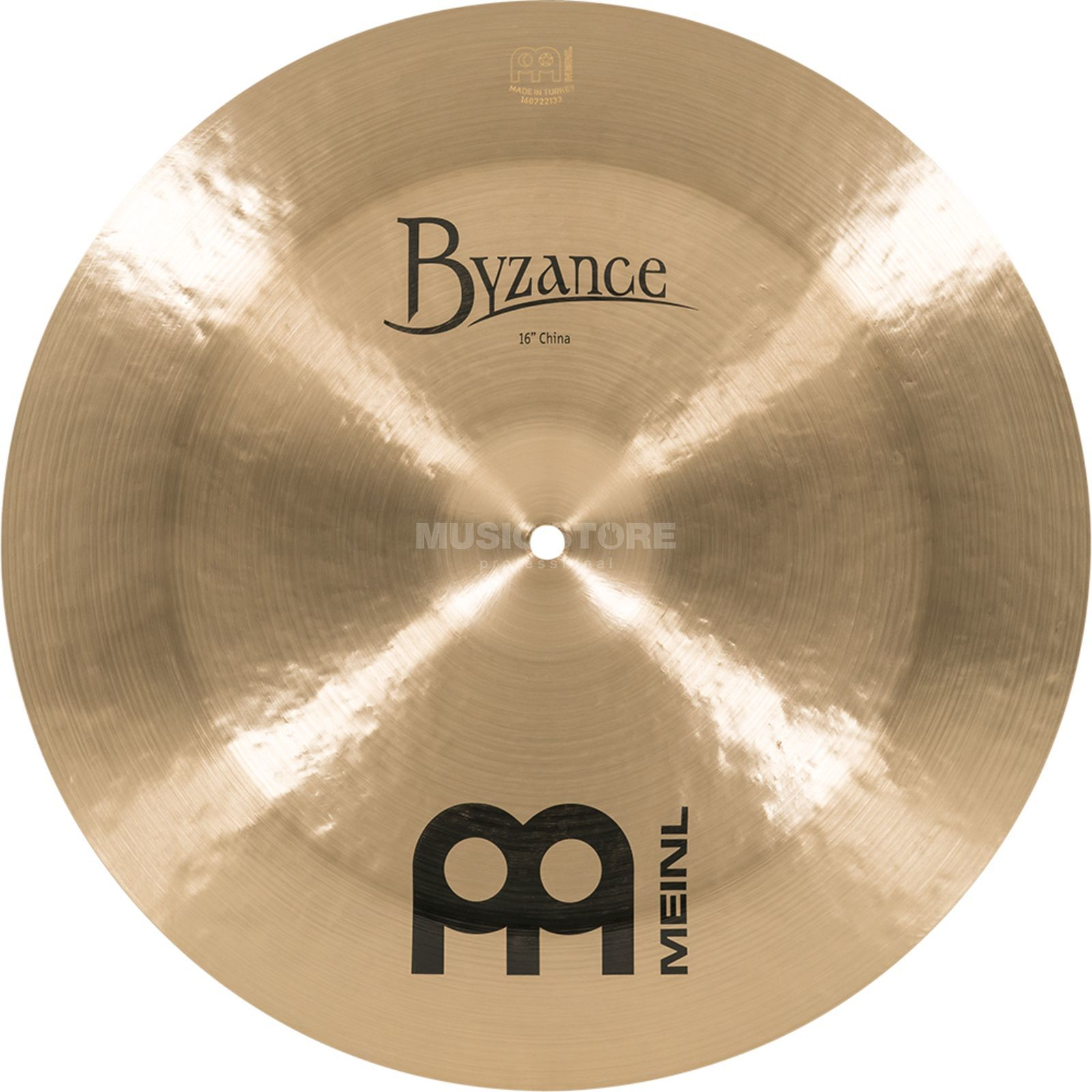 "Meinl Byzance China 16"" B16CH, Traditional Finish Produktbild"