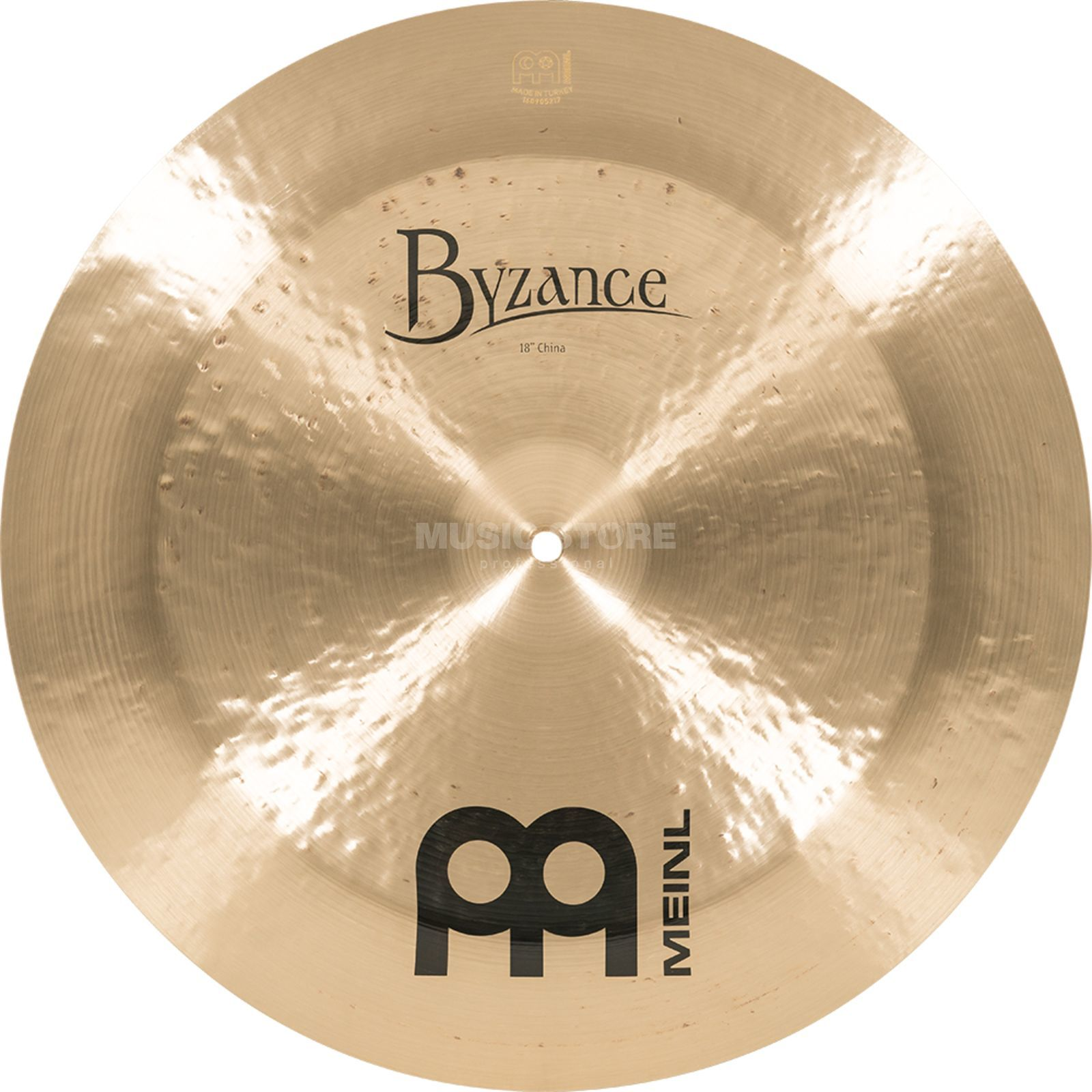 "Meinl Byzance China 18"" B18CH, Traditional Finish Produktbild"