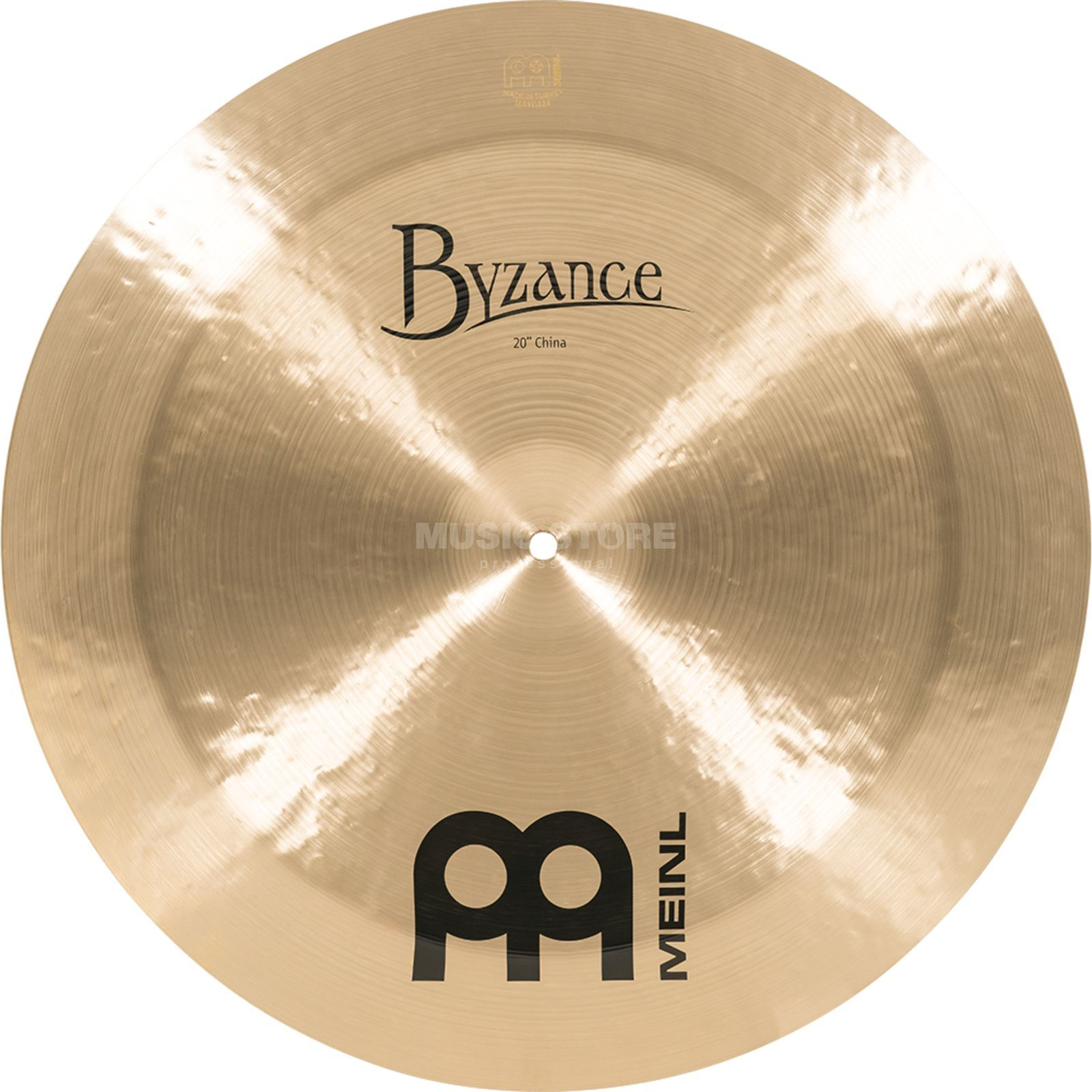 "Meinl Byzance China 20"" B20CH, Traditional Finish Produktbillede"