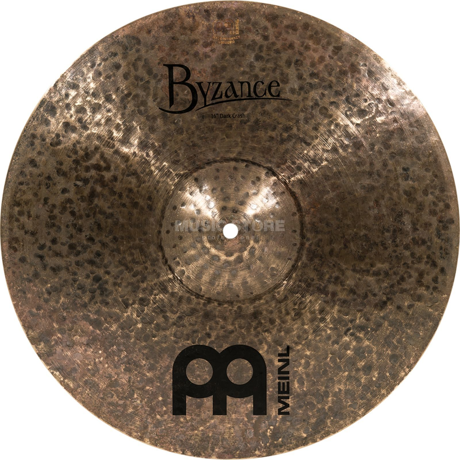 "Meinl Byzance Dark Crash 16"" B16DAC, Dark Finish Produktbild"