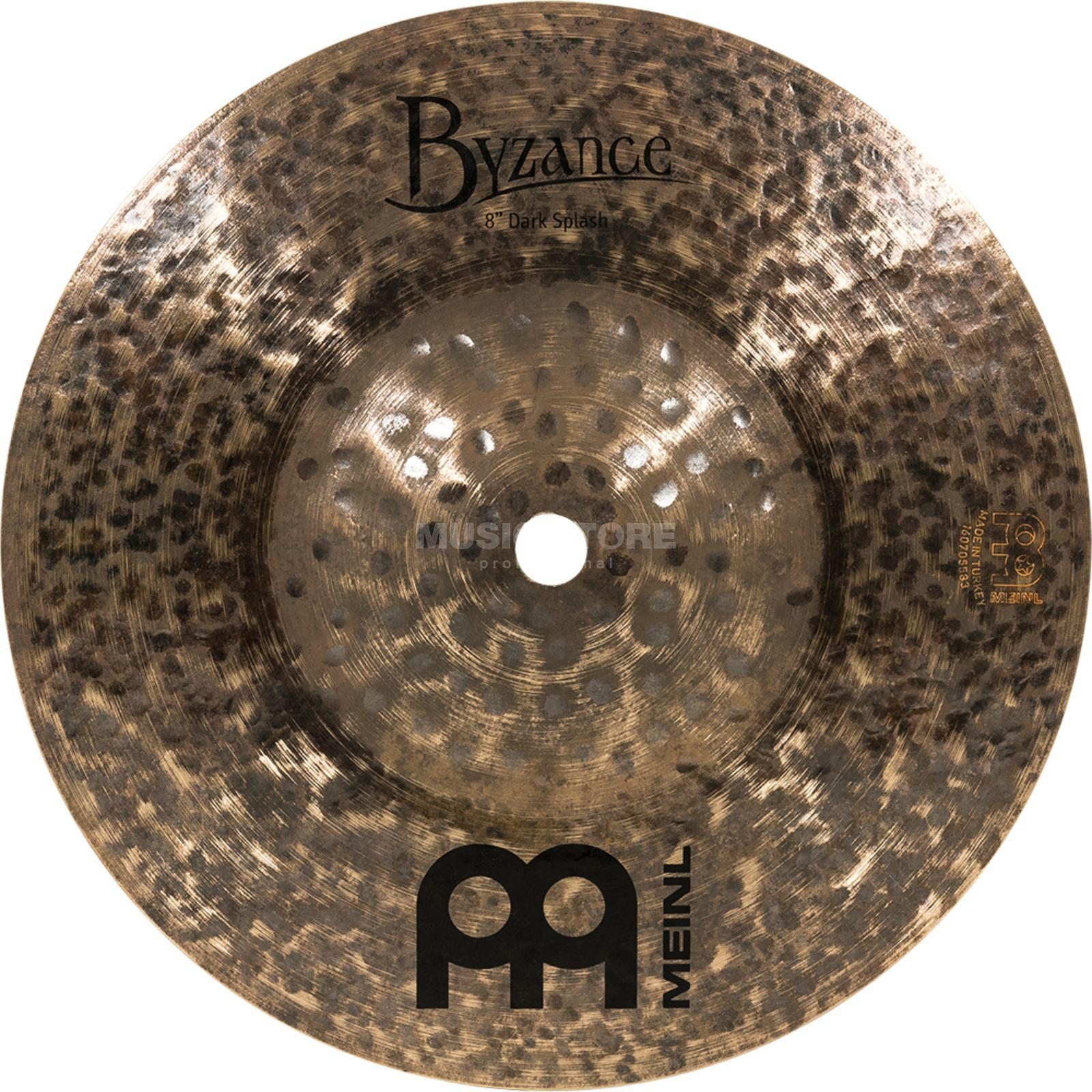 "Meinl Byzance Dark Splash 8"" B8DAS, Dark Finish Produktbillede"