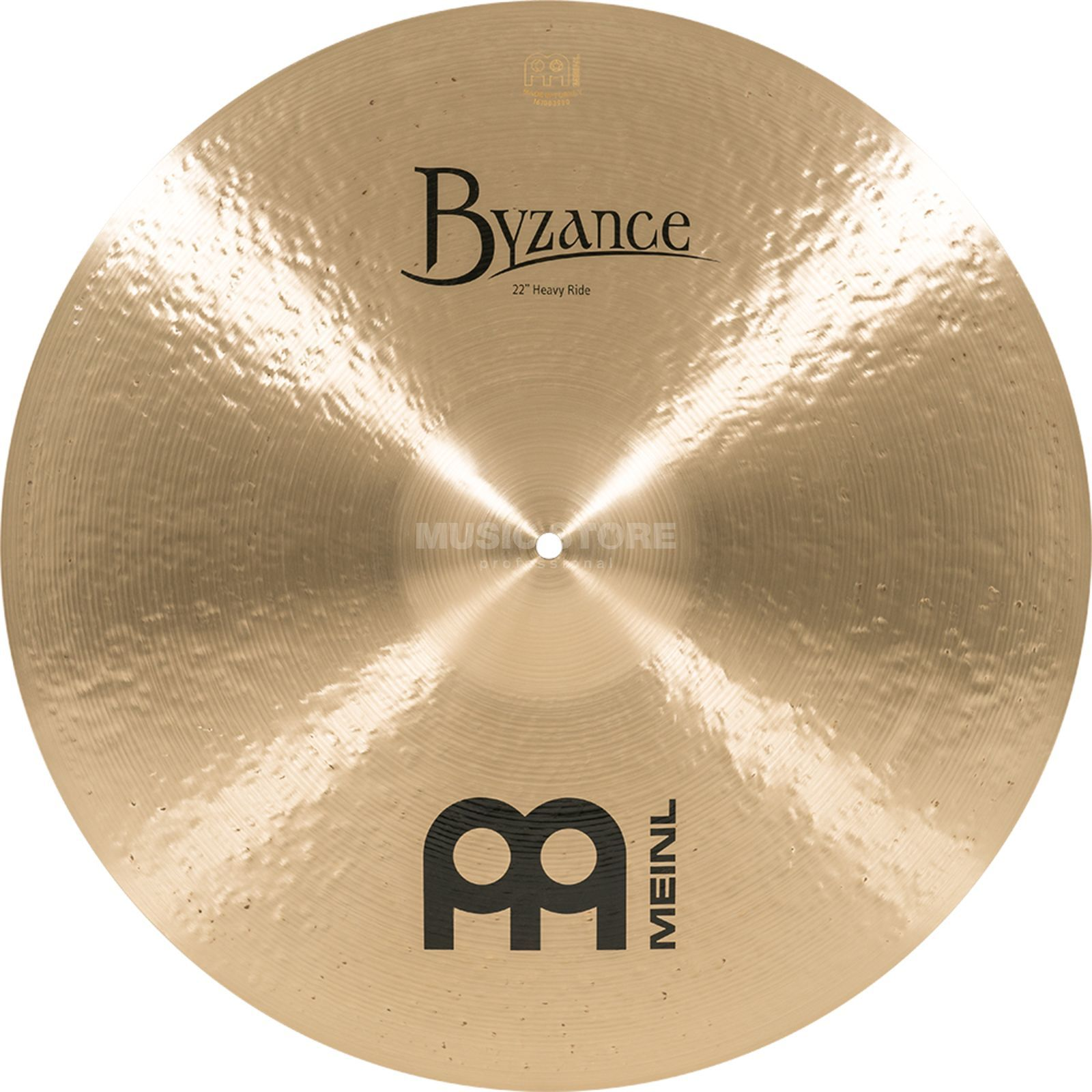 "Meinl Byzance Heavy Ride 22"", B22HR, Traditional Finish Produktbild"