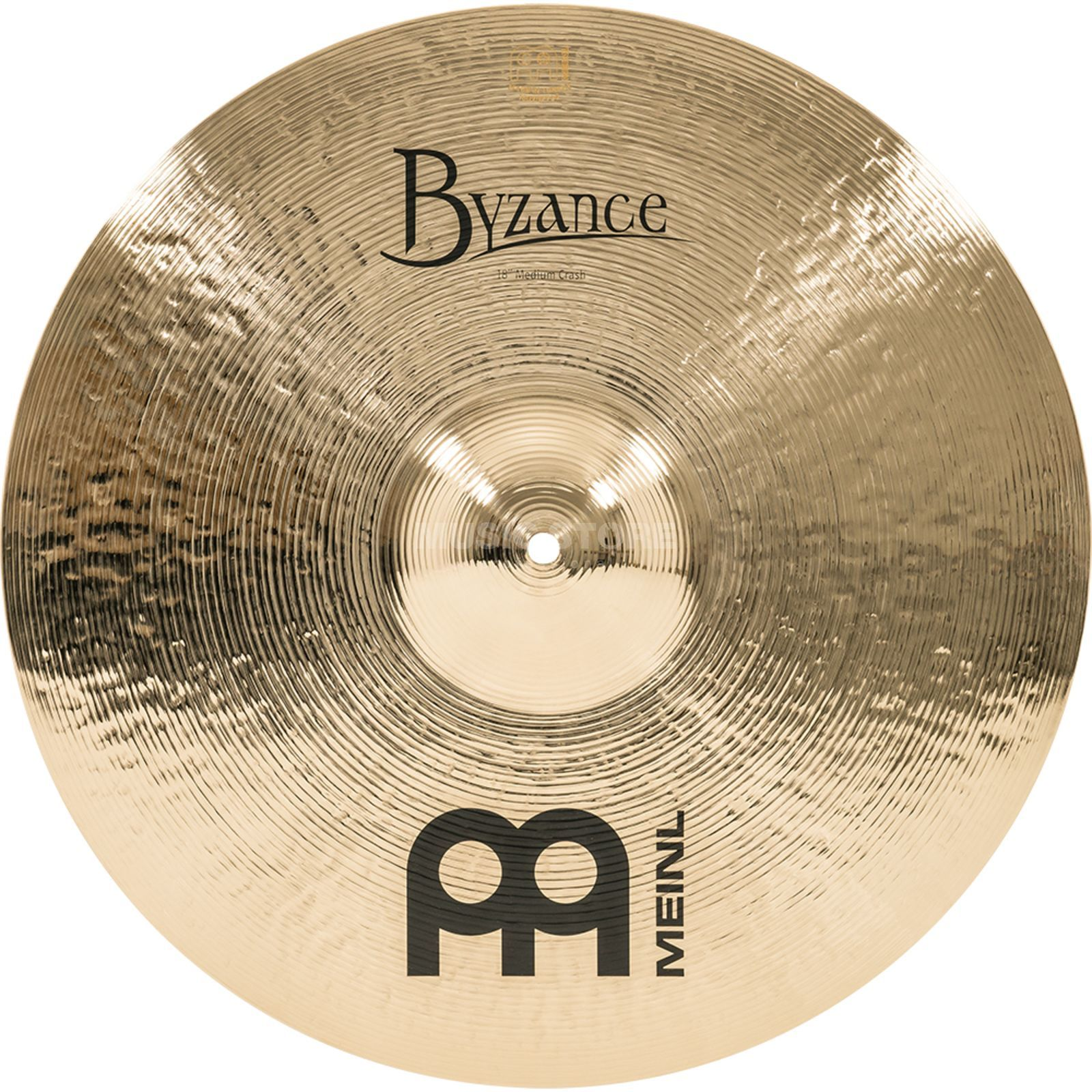 "Meinl Byzance Medium Crash 18"" B18MC-B, Brilliant Finish Produktbillede"