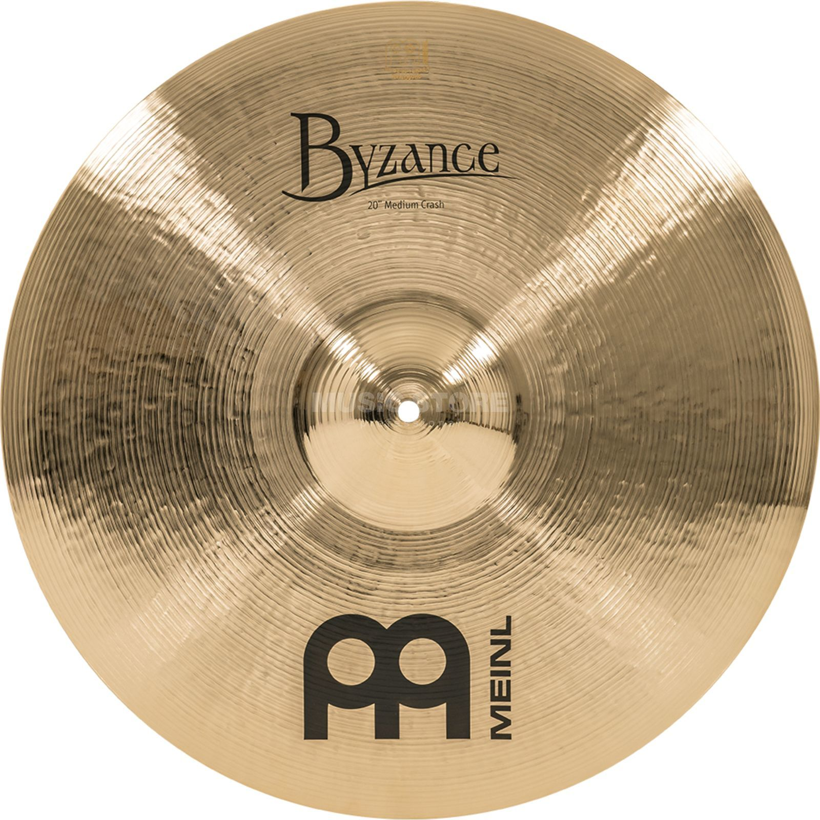 "Meinl Byzance Medium Crash 20"" B20MC-B, Brilliant Finish Produktbillede"