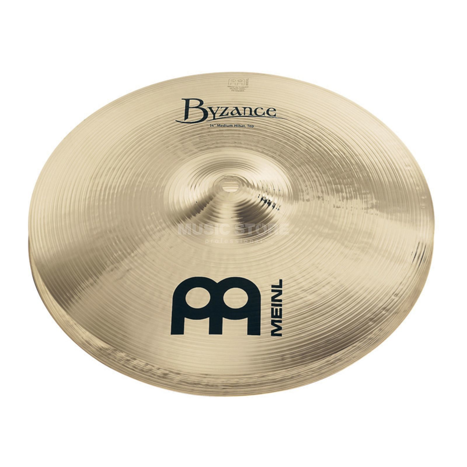 "Meinl Byzance Medium HiHat 13"", B13MH-B, Brilliant Finish Produktbild"