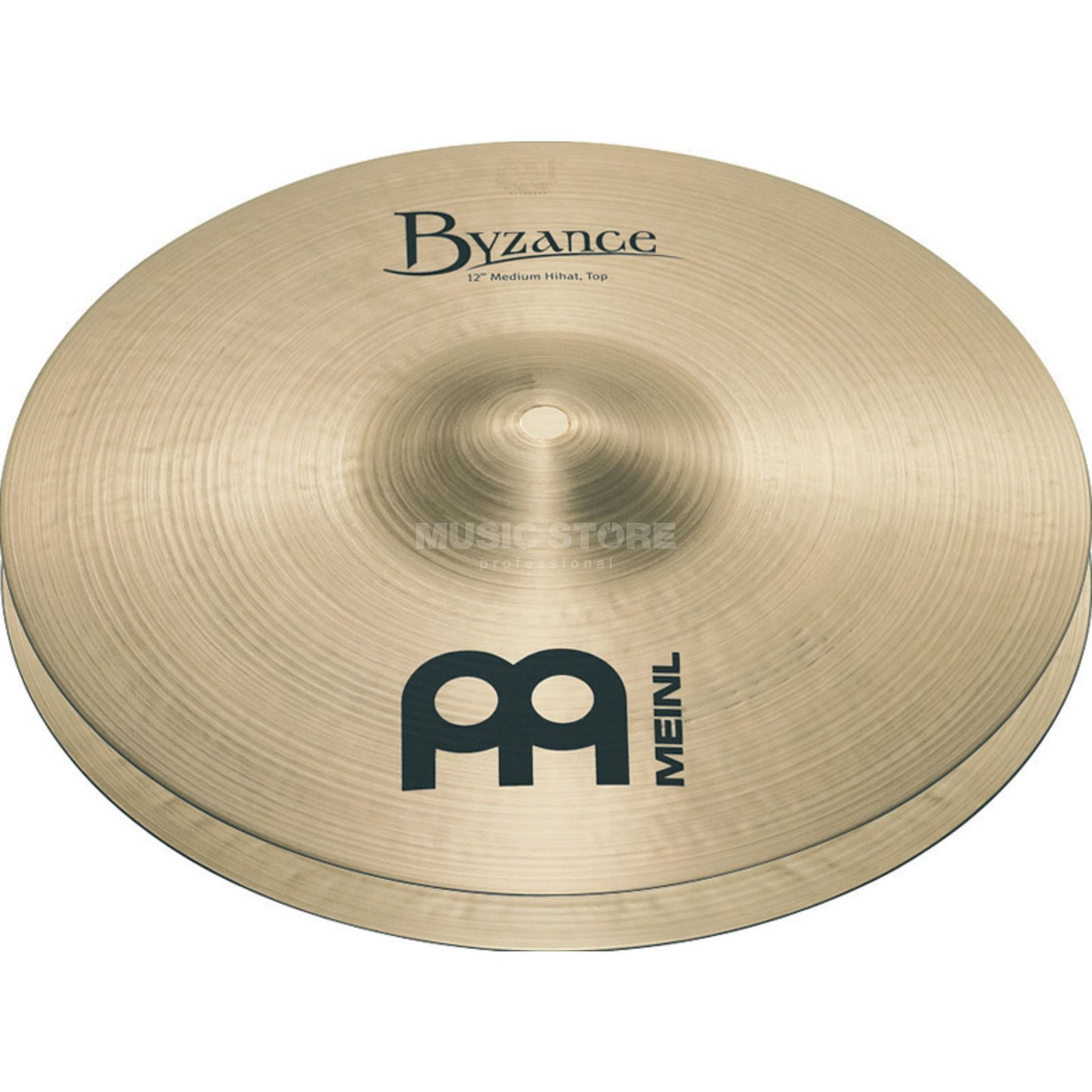 "Meinl Byzance Mini HiHat 12"", B12MH, Traditional Finish Produktbild"