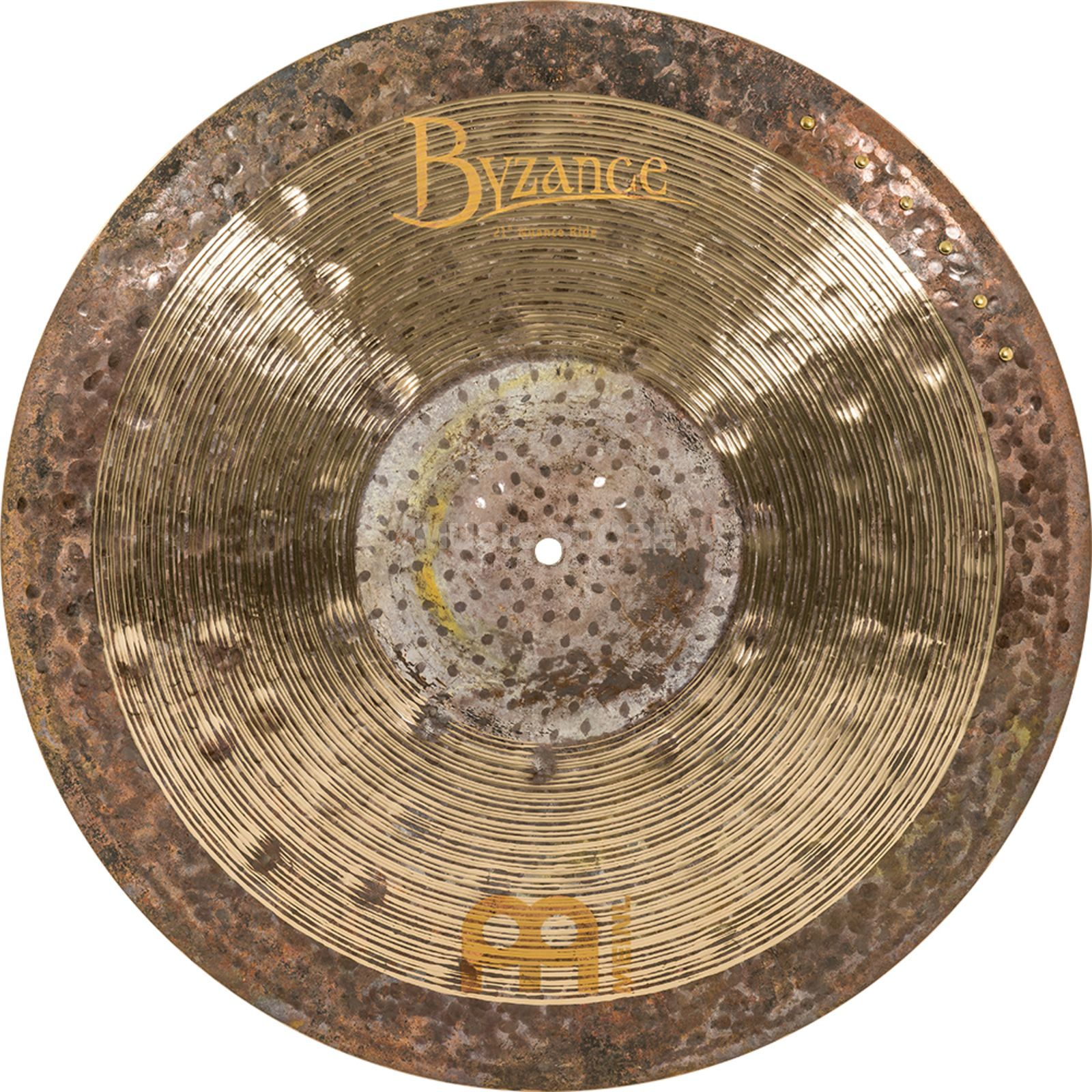 "Meinl Byzance Nuance Ride 21"", B21NUR, Jazz Product Image"