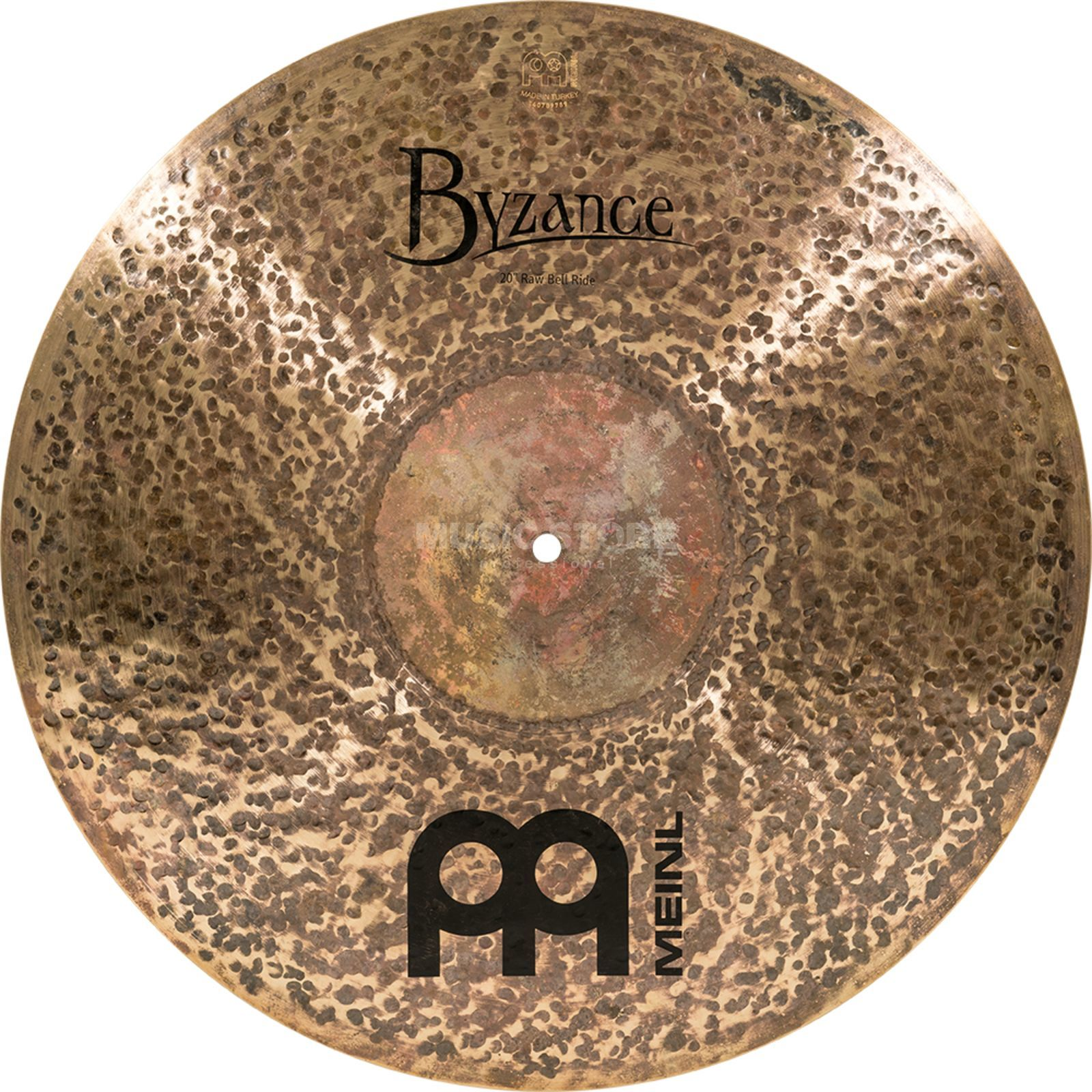"Meinl Byzance Raw Bell Ride 20"", B20RBR, Dark Finish Zdjęcie produktu"