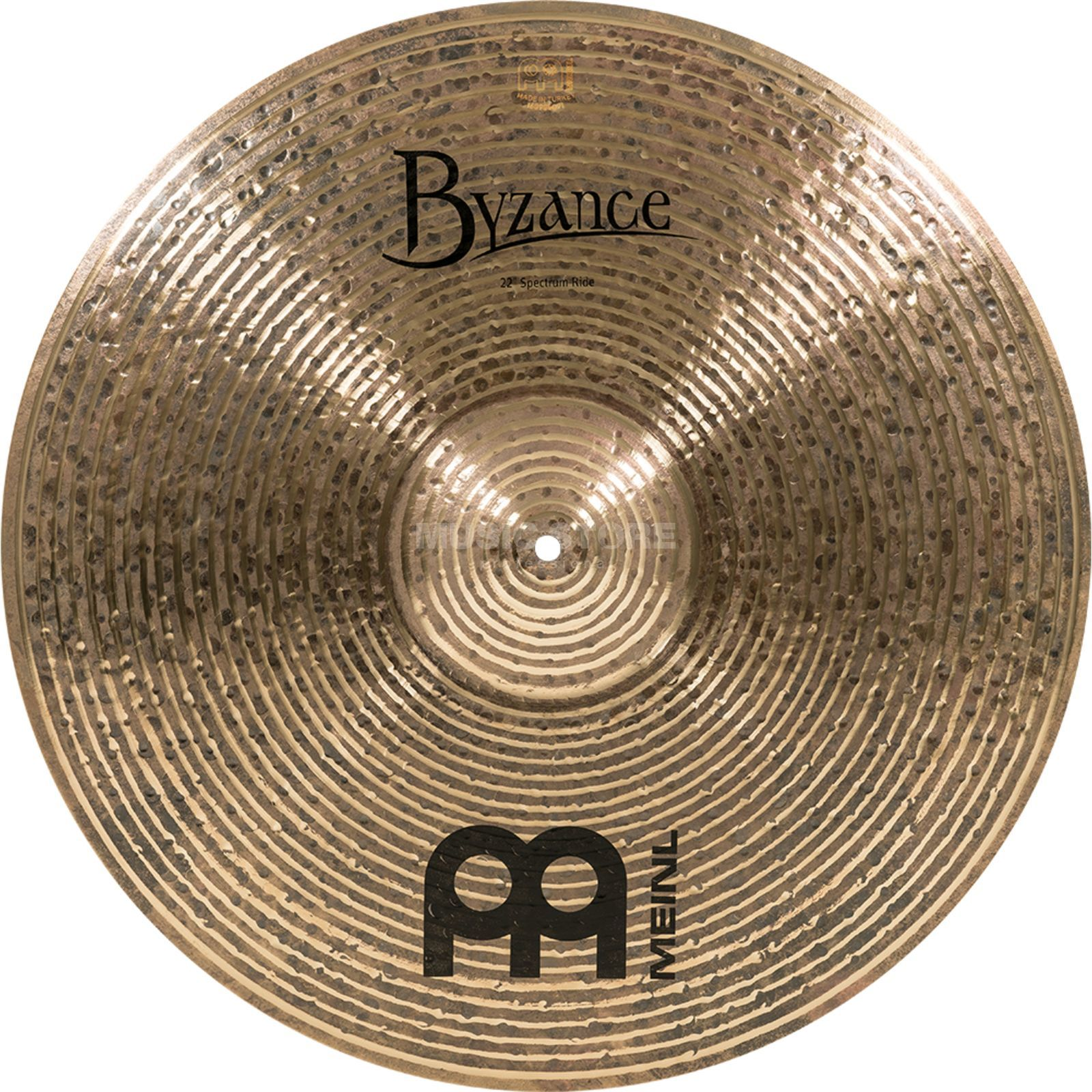 "Meinl Byzance Spectrum Ride 22"" B22SR, Dark Finish Produktbillede"