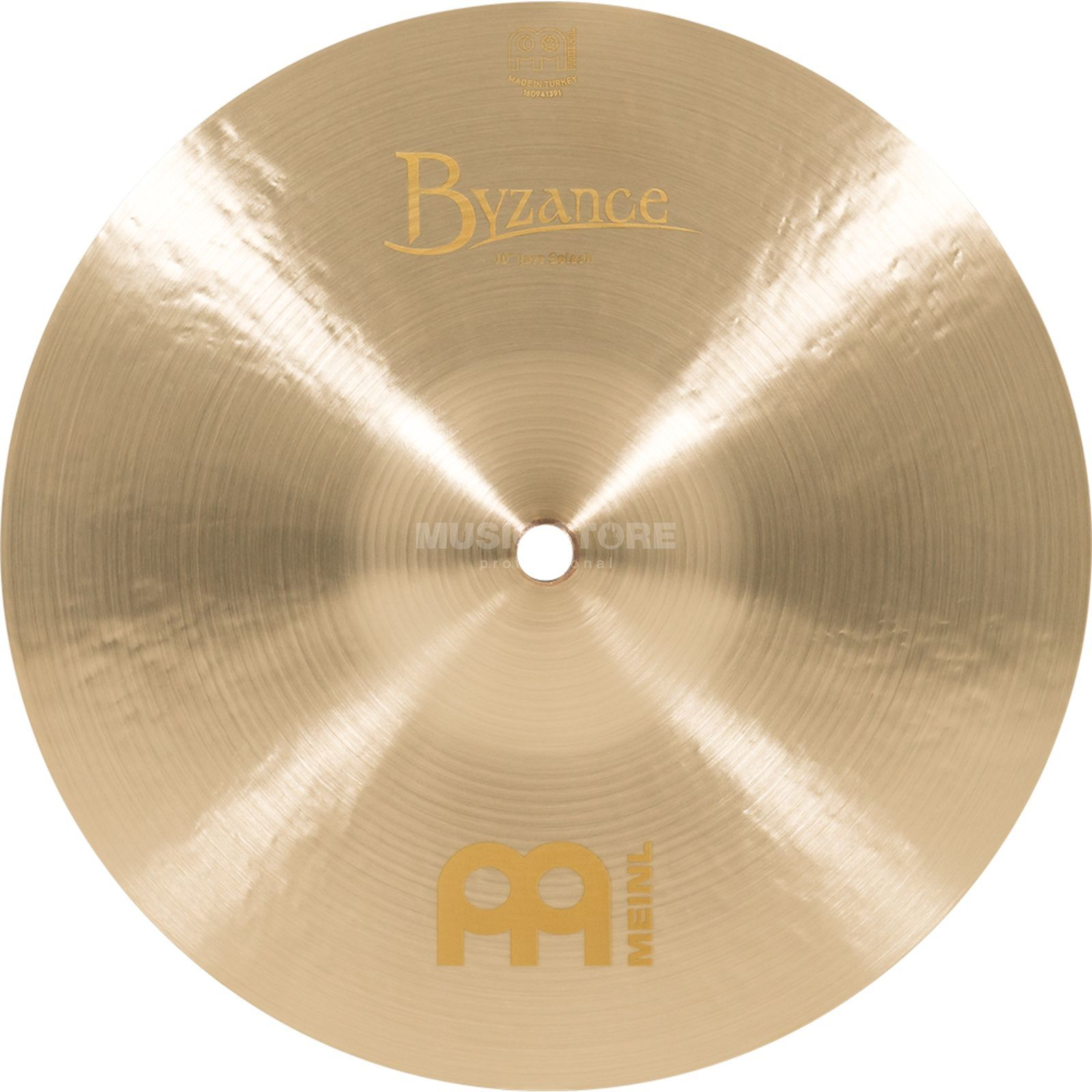 "Meinl Byzance Splash 10"", B10JS, Jazz Finish Produktbillede"