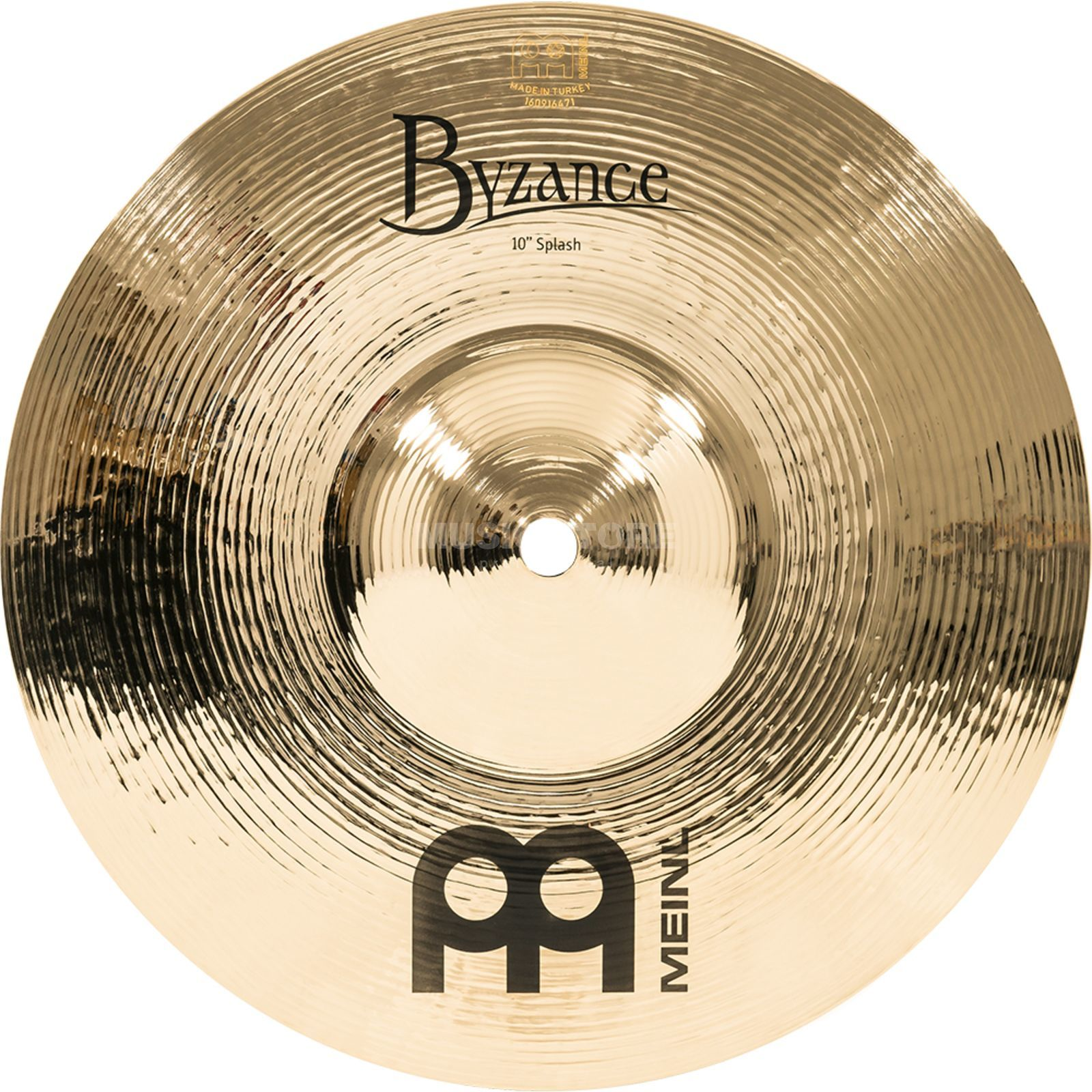 "Meinl Byzance Splash 10"" B10S-B, Brilliant  Finish Produktbild"