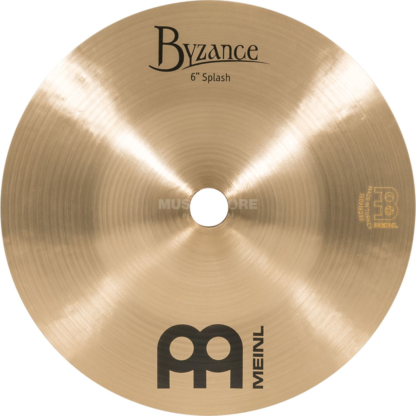 "Meinl Byzance Splash 6"" B6S, Traditional Finish Produktbild"