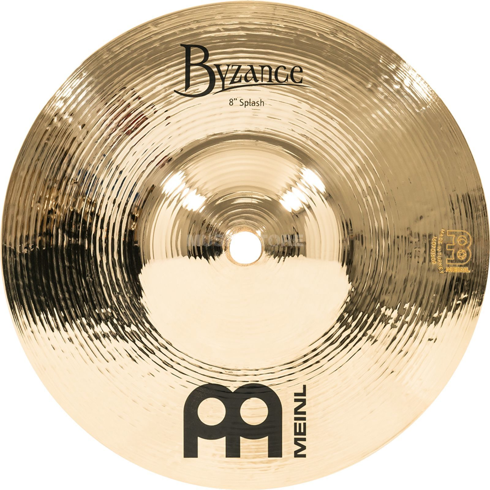 "Meinl Byzance Splash 8"" B8S-B, Brilliant Finish Produktbild"