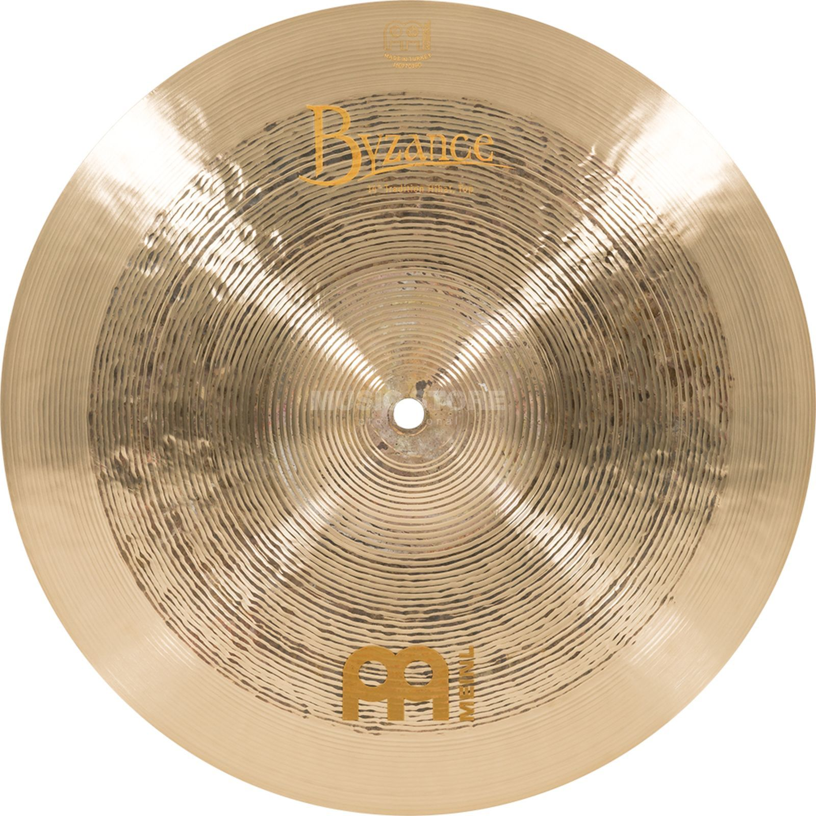 "Meinl Byzance Tradition HiHat 14"", B14TRH, Jazz Product Image"