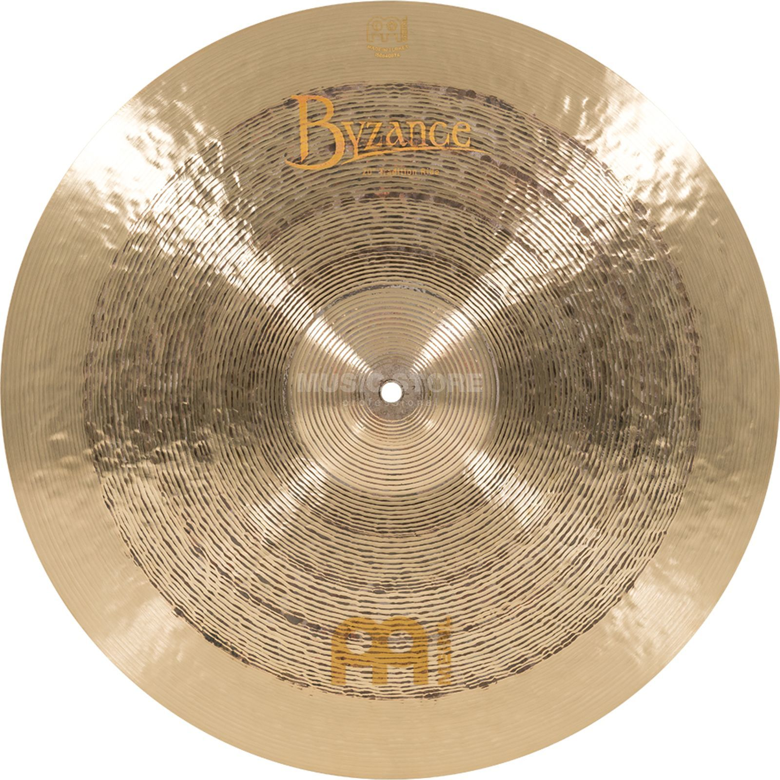 "Meinl Byzance Tradition Ride 20"", B20TRR, Jazz Produktbillede"