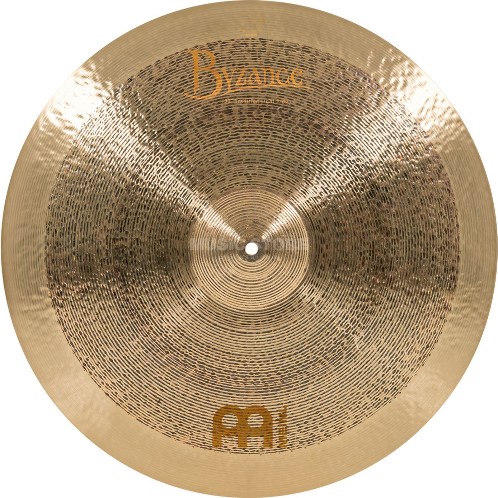 "Meinl Byzance Tradition Ride 22"", B22TRLR, Light, Jazz Finish Produktbillede"