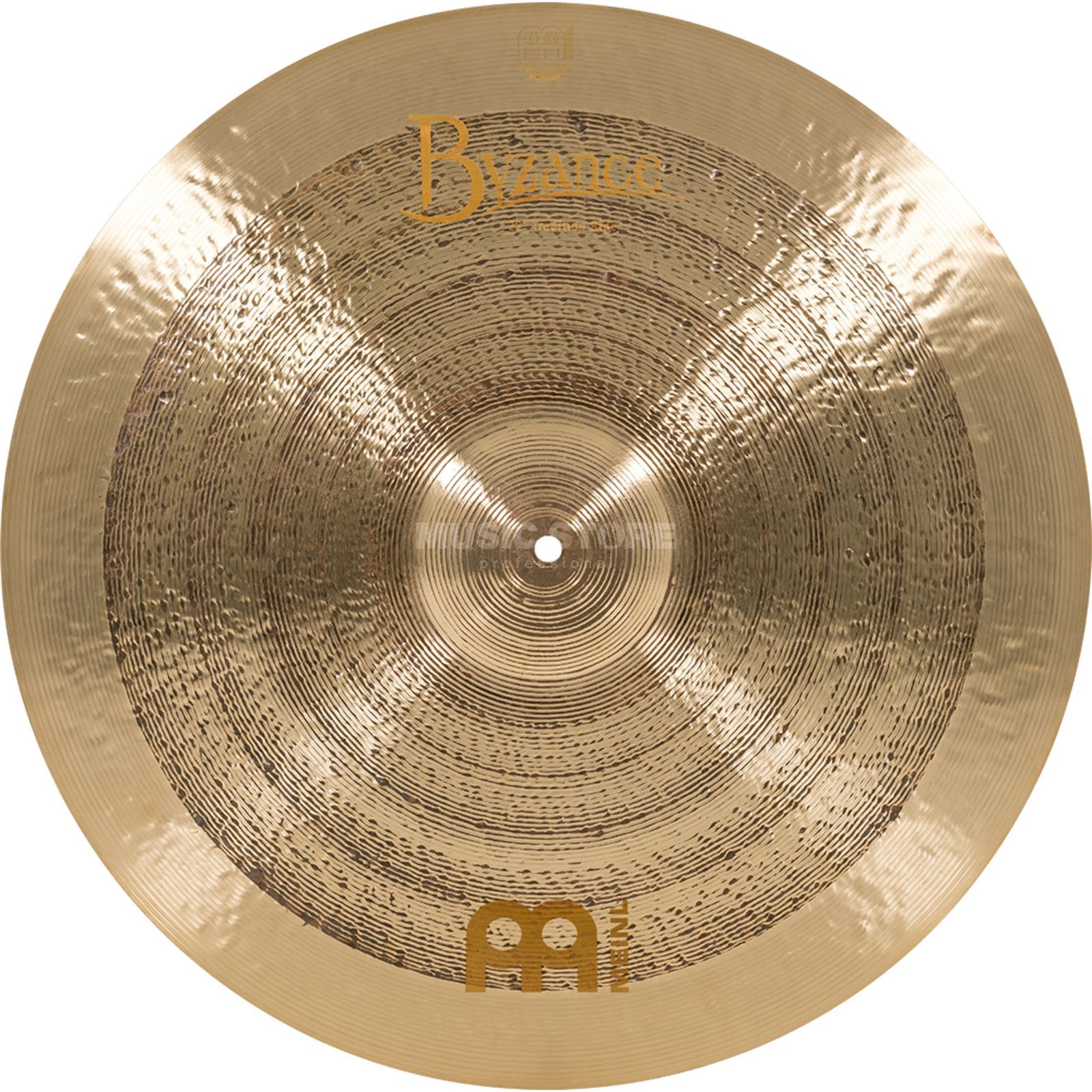 "Meinl Byzance Tradition Ride 22"", B22TRR, Jazz Finish Produktbillede"