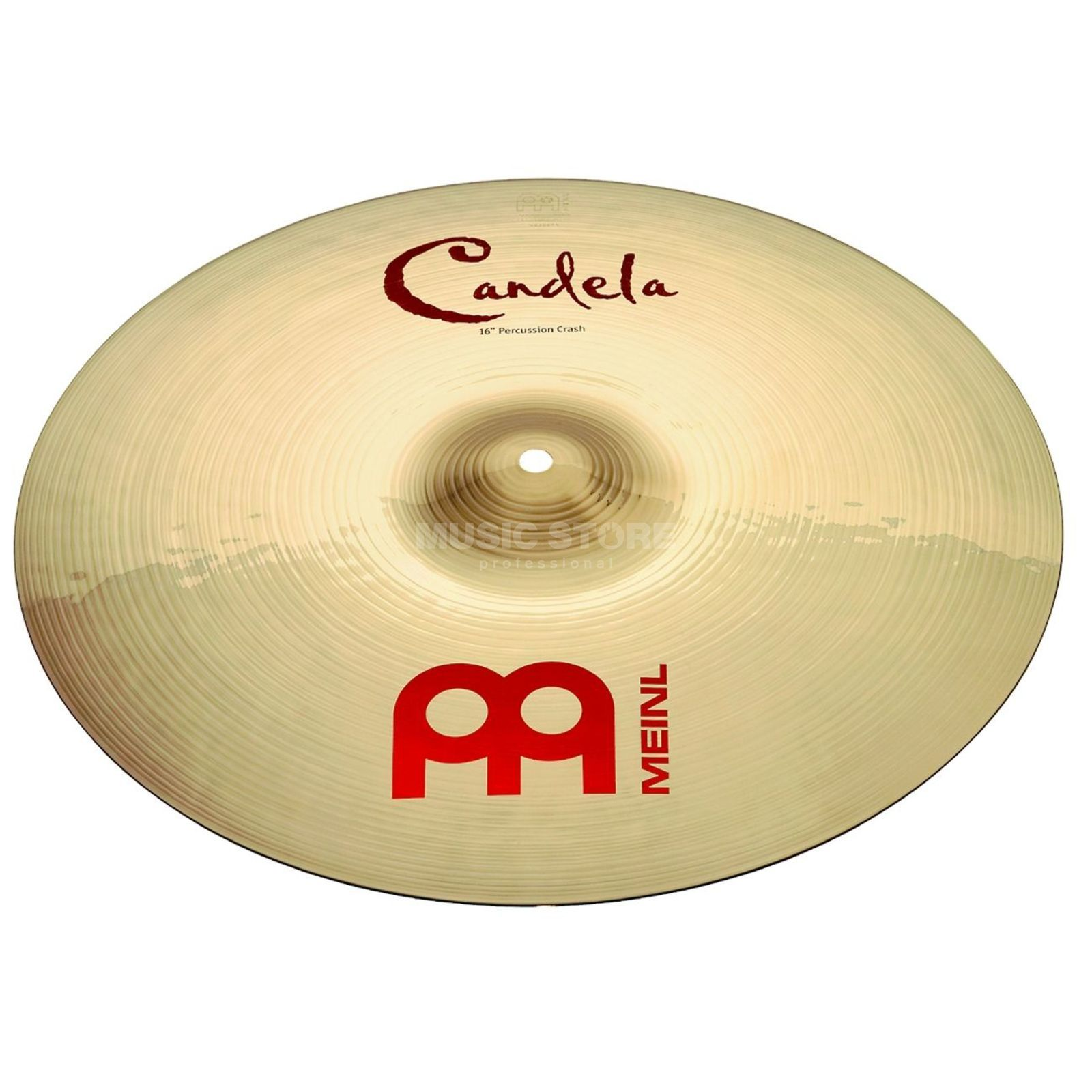 "Meinl Candela Crash 14"", CA14C, Percussion Cymbal, Overstock Product Image"