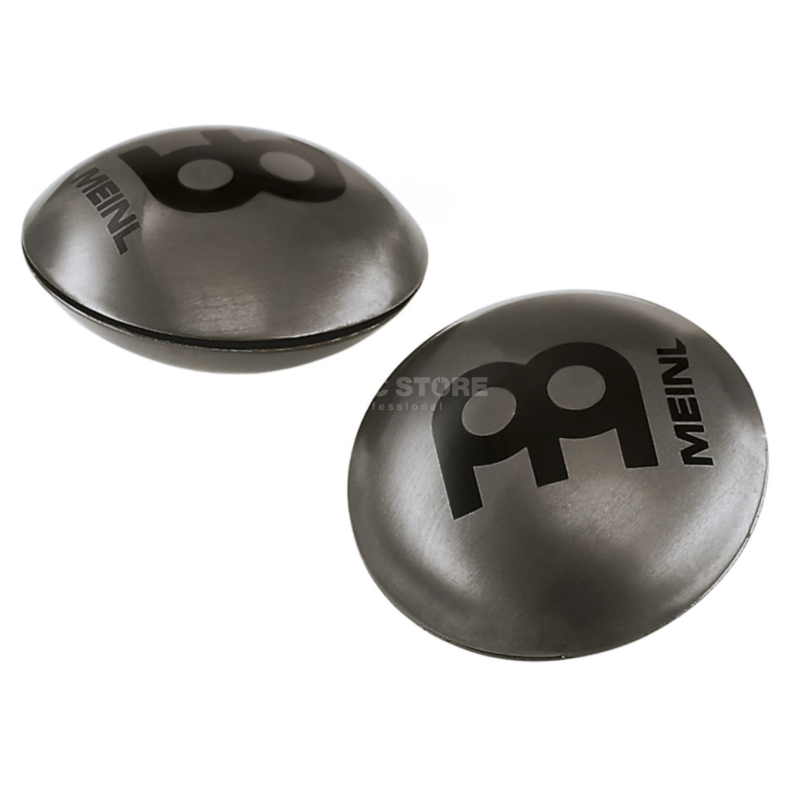 Meinl Clamshell Shaker Set SH22, Black Nickel Produktbild