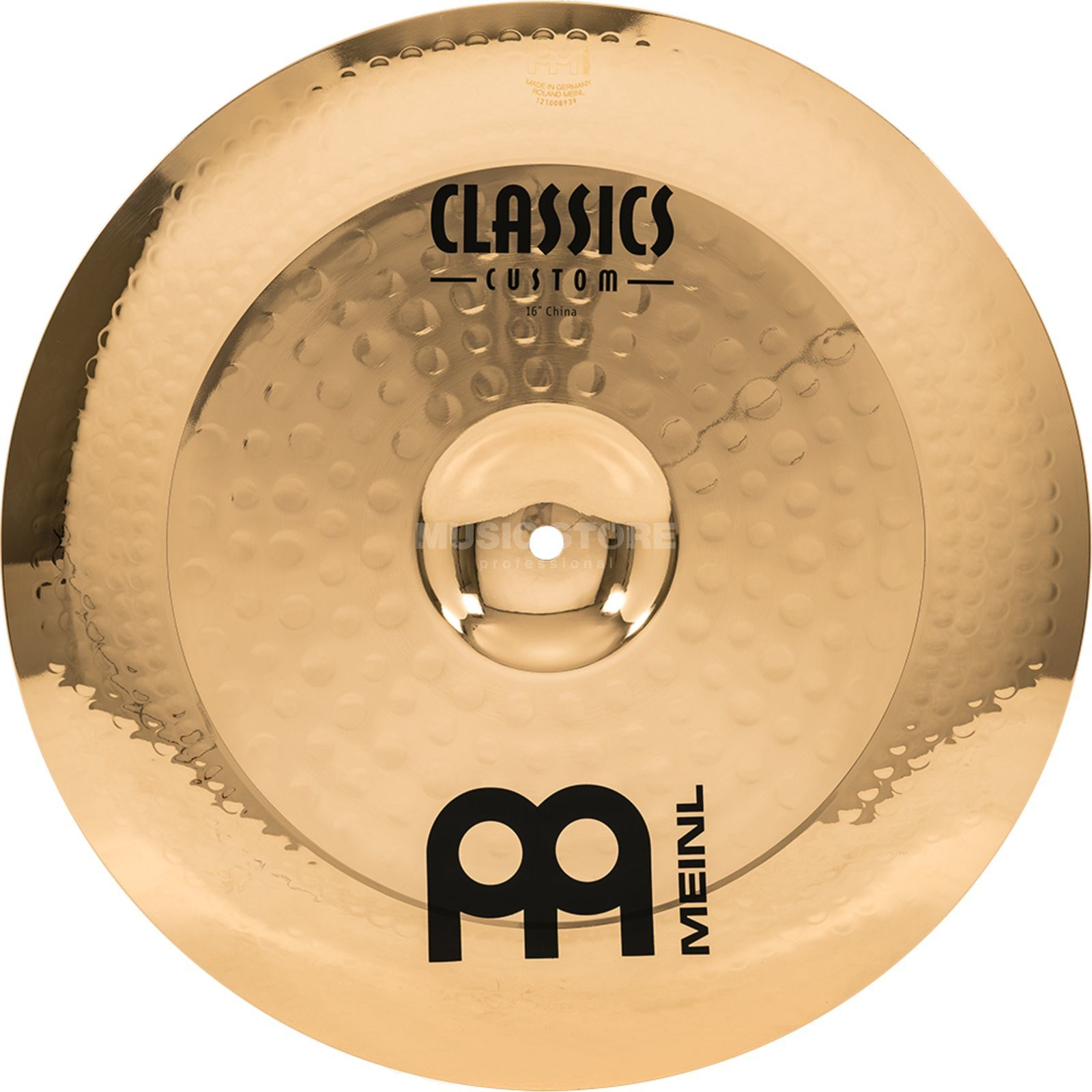 "Meinl Classics Custom China 16"", CC16CH-B Productafbeelding"