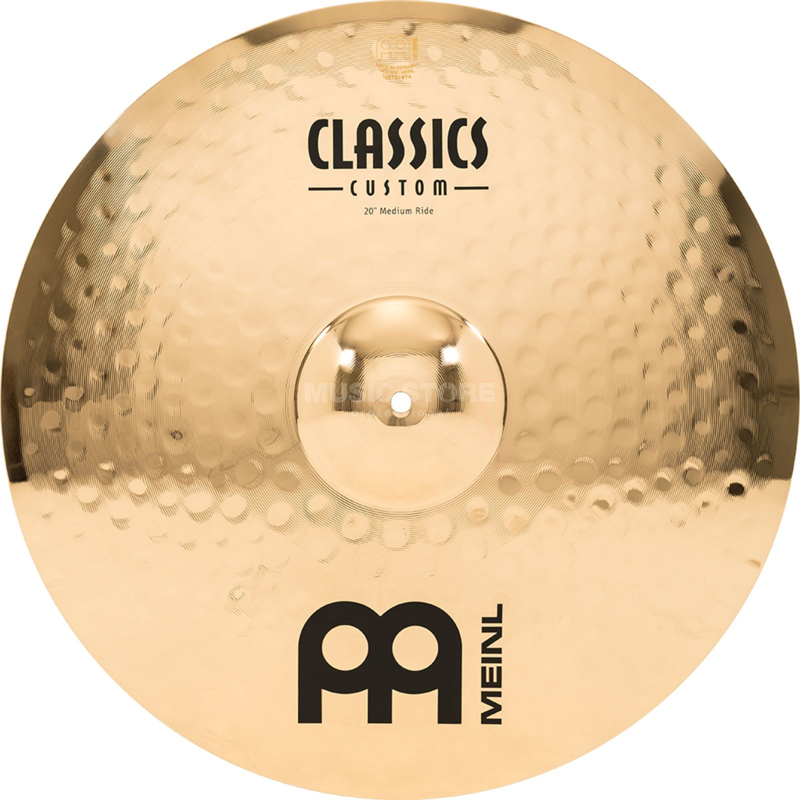 "Meinl Classics Custom Ride 20"", CC20MR-B, Medium Zdjęcie produktu"