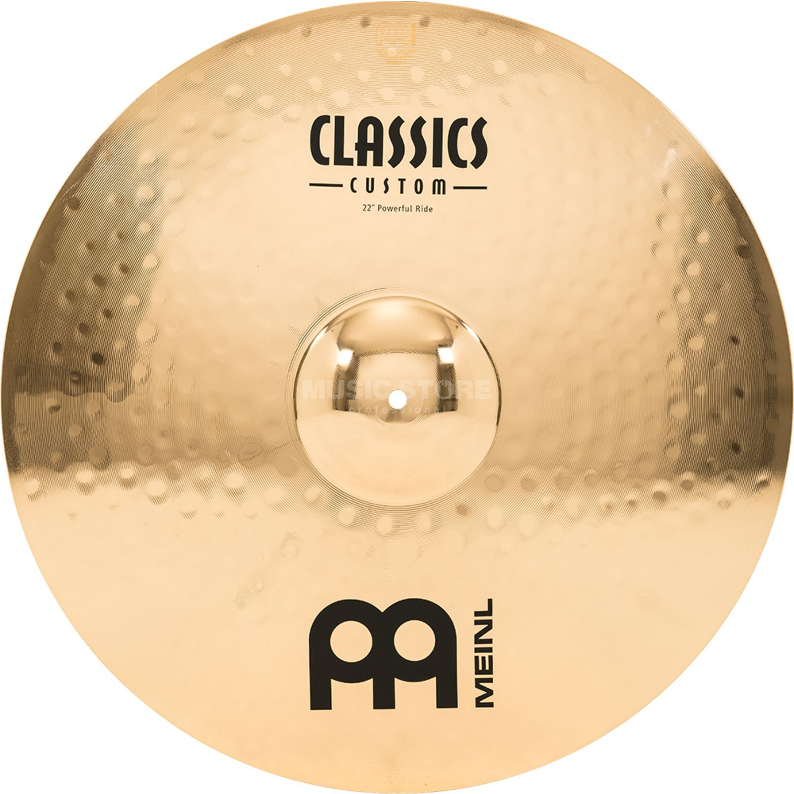 "Meinl Classics Custom Ride 22"" CC22PR-B, Powerful Produktbillede"