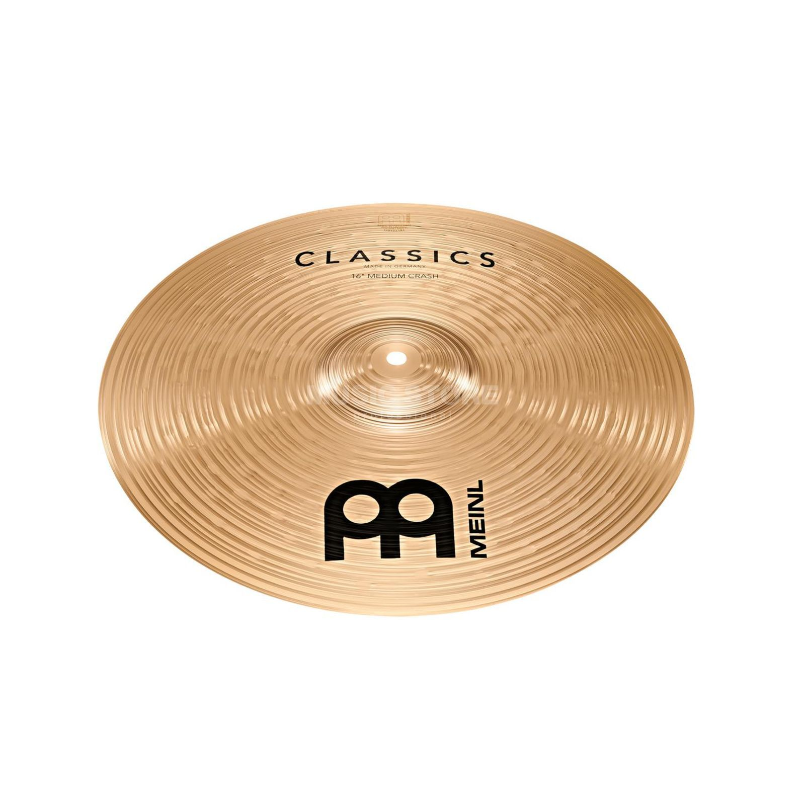 "Meinl Classics Medium Crash 14"" C14MC Product Image"