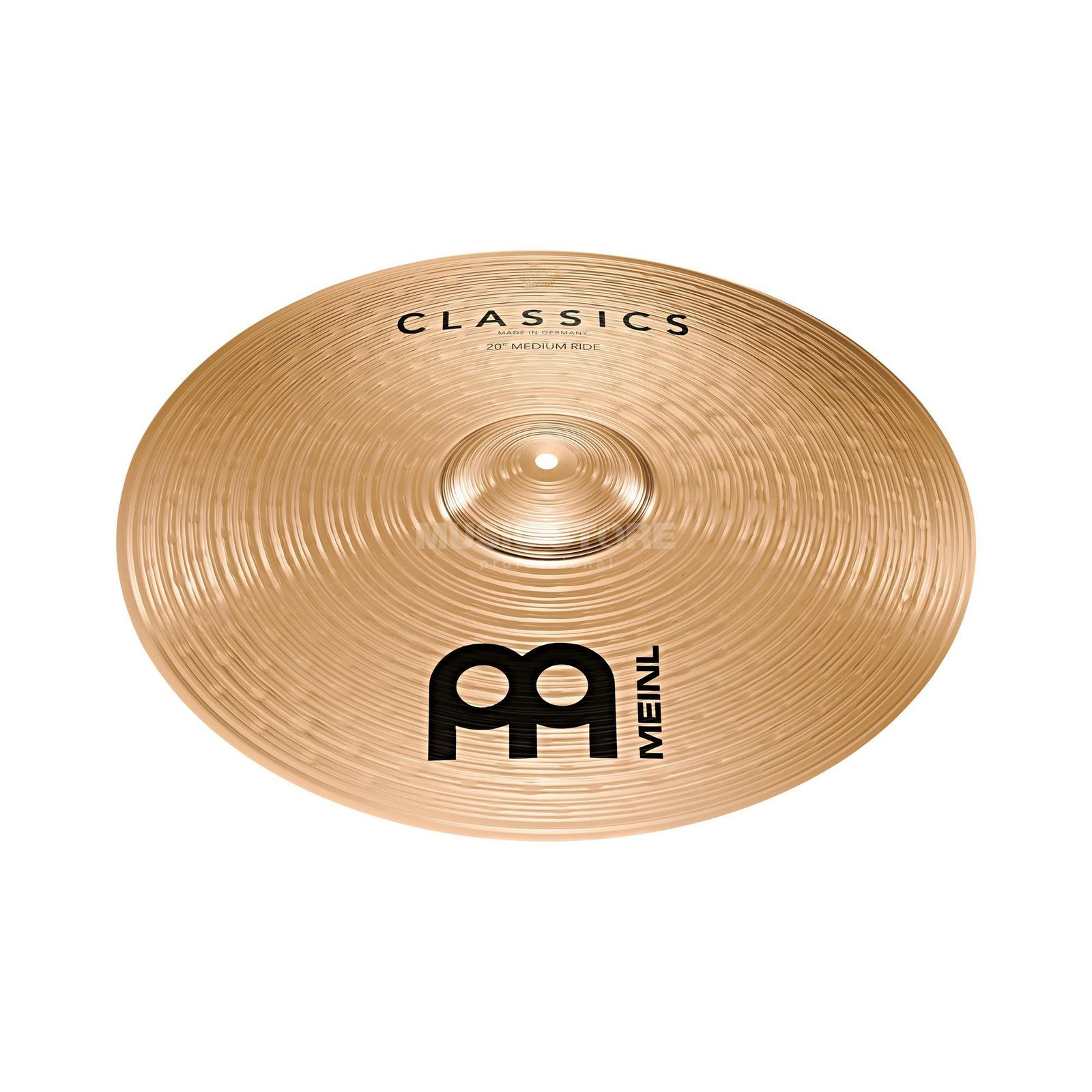 "Meinl Classics Medium Ride 20"" C20MR Produktbillede"