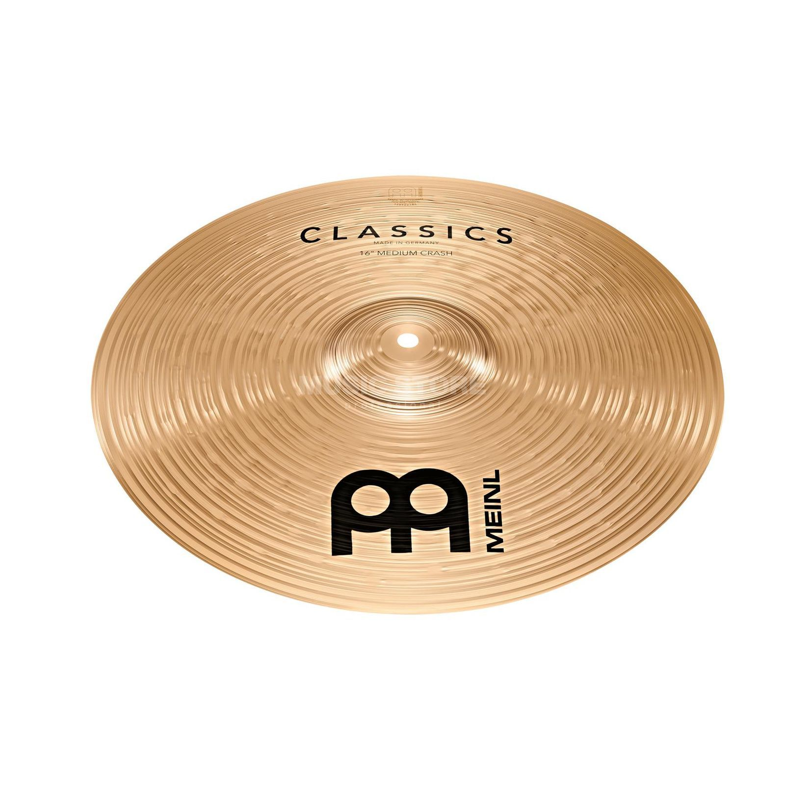 "Meinl Classics Powerful Crash 17"" C17PC Image du produit"