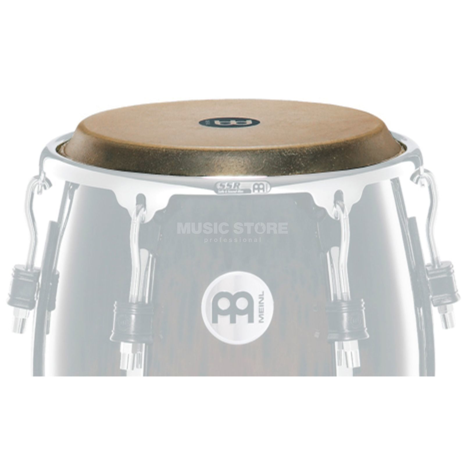 "Meinl Conga Head TS-B-01, 10"", True Skin Buffalo, for FL-FCR Product Image"
