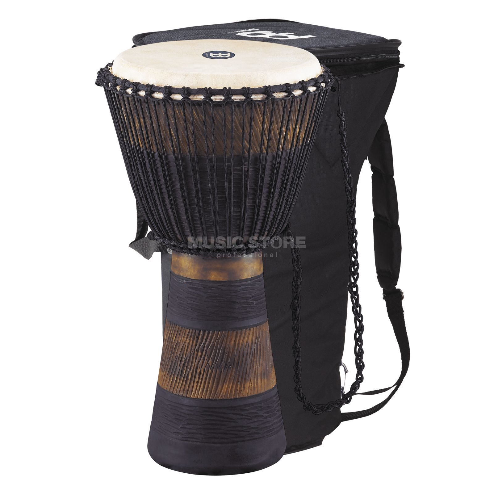 Meinl Djembe ADJ3-M + Bag Earth Rhythm Serie Productafbeelding