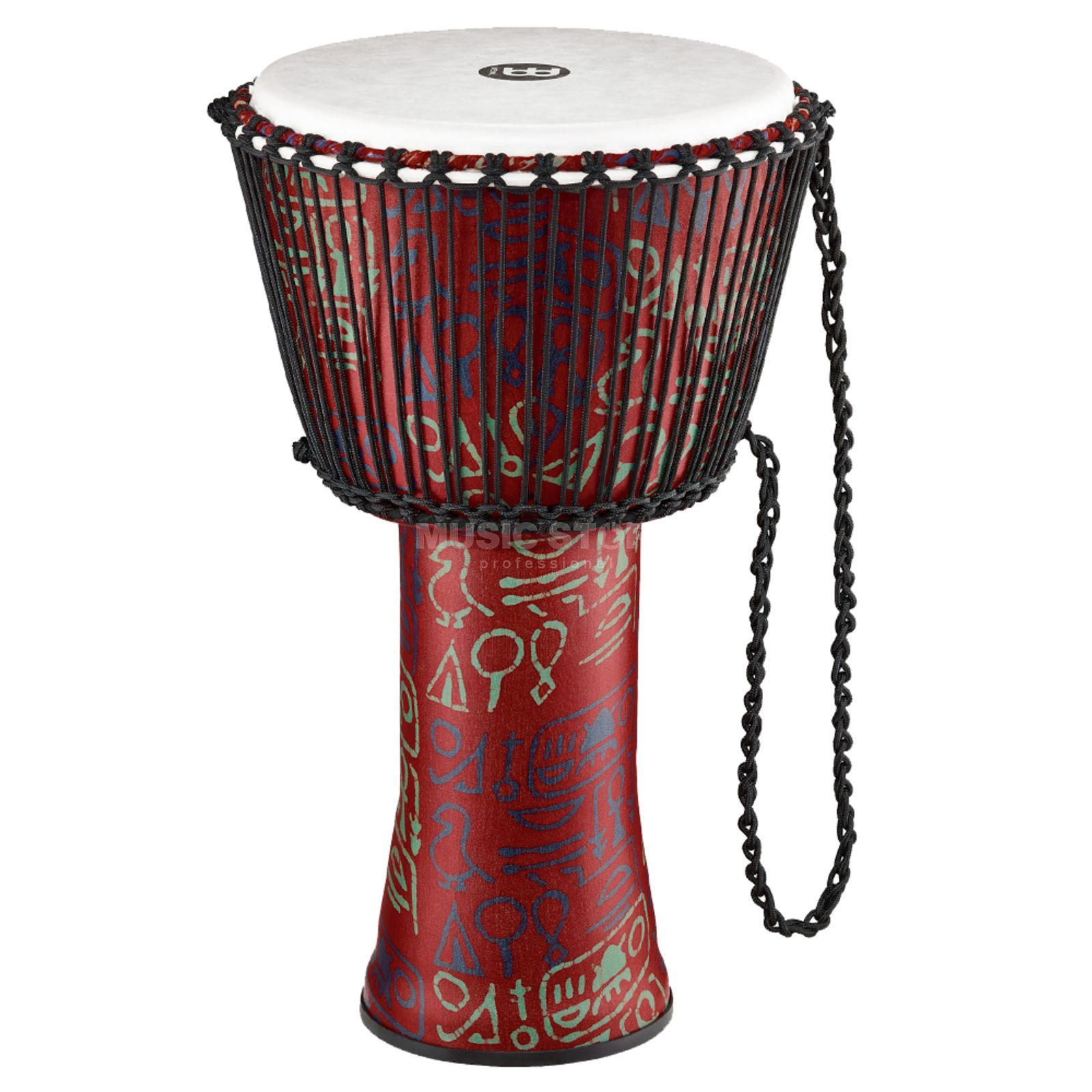 "Meinl Djembe PADJ1-XL-F, 14"", Pharao´s Script, Synthetic Head Produktbillede"