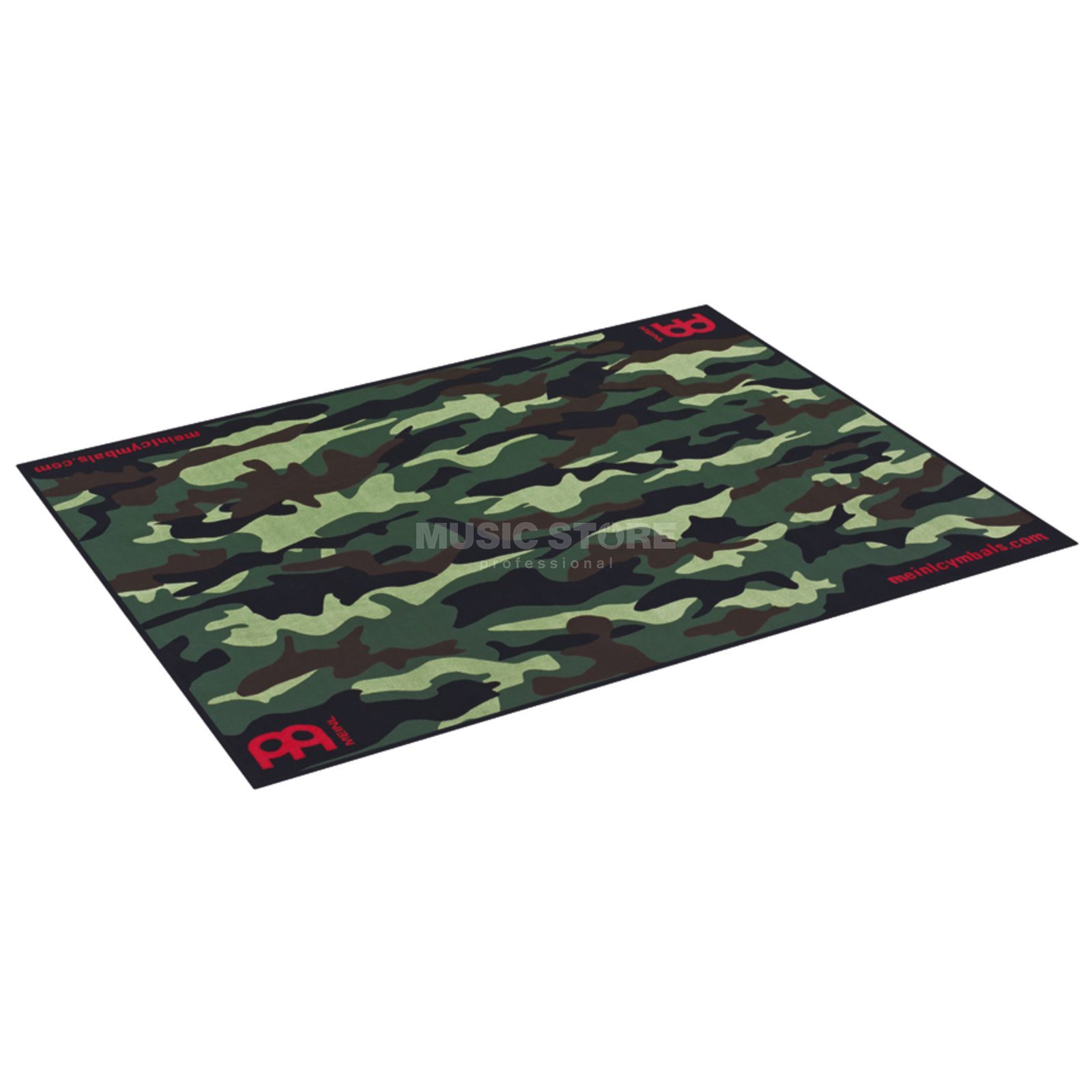 Meinl Drum Rug MDR-C1 Camouflage finish Product Image