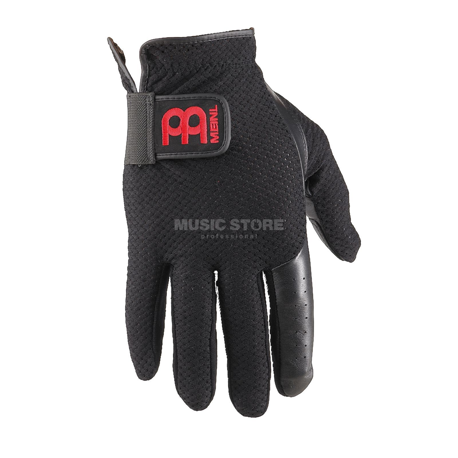 Meinl Drummer Gloves MDG-L, large, w/fingers Product Image
