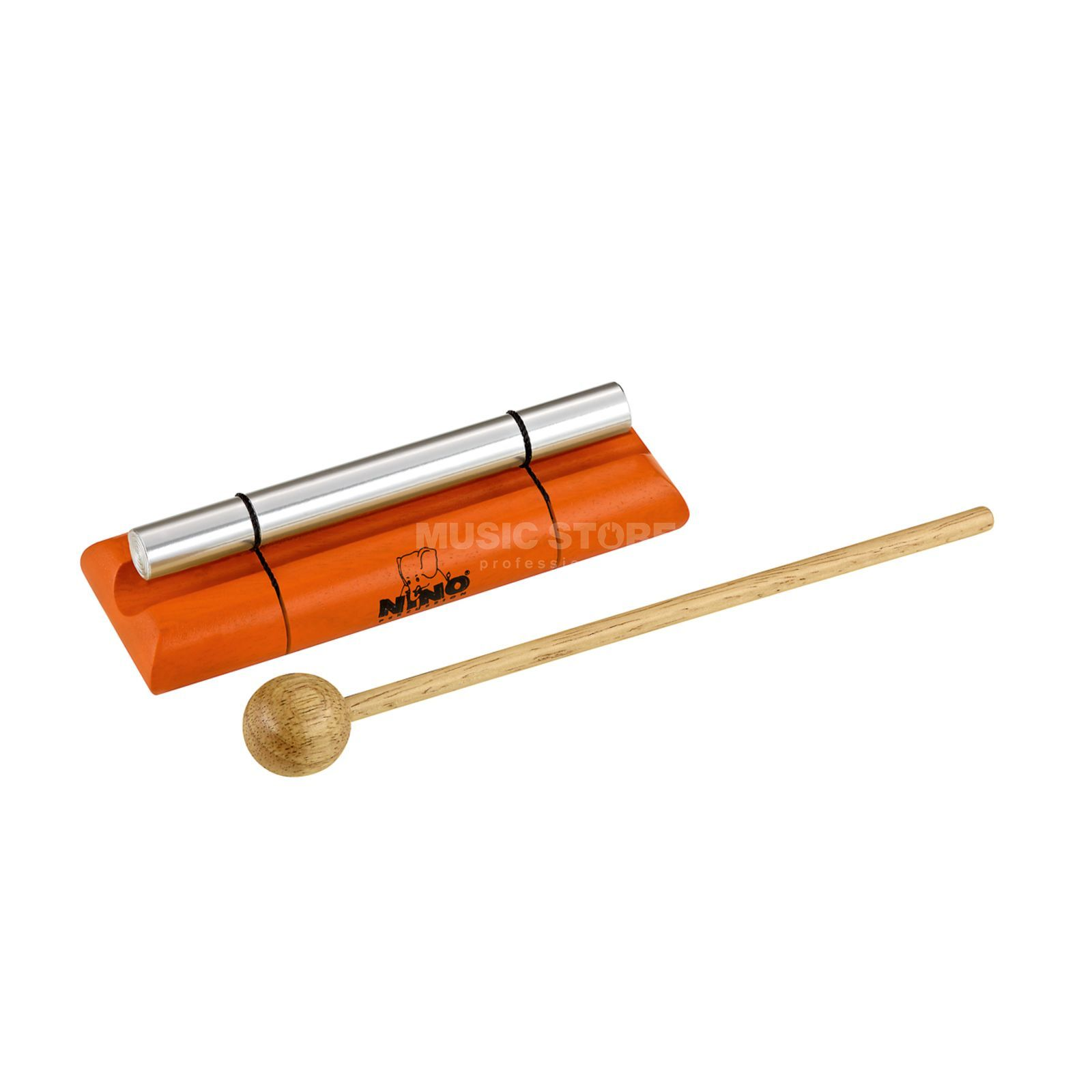 Meinl Energy Chime NINO579S-OR, Small, Orange Produktbillede