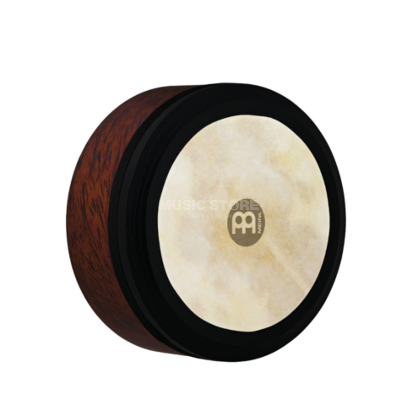 "Meinl Frame Drum Bodhran FD14IBO, 14""x6"", Brown Burl #BB Product Image"