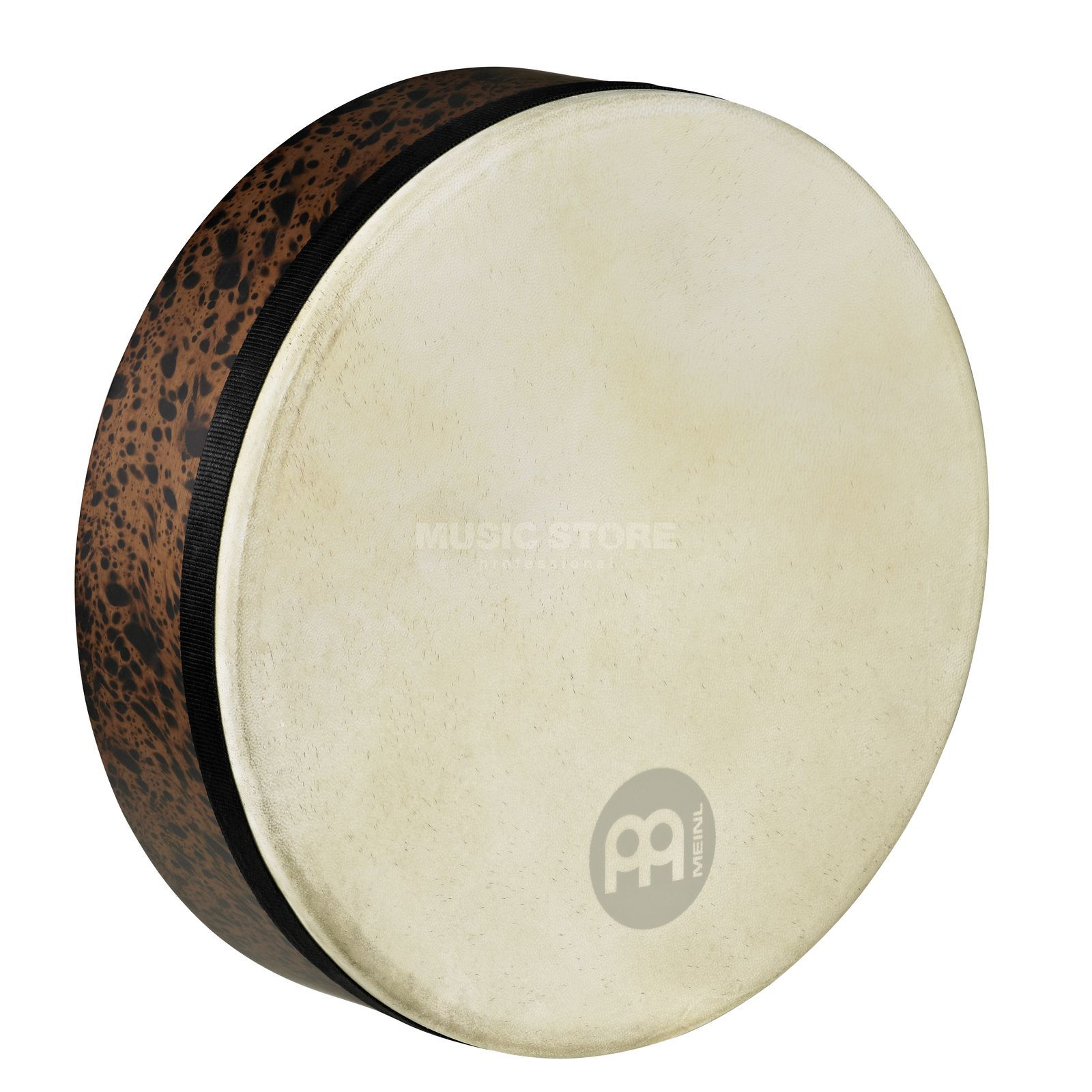 "Meinl Frame Drum Tar FD14T-D, 14"", Deep Shell, Brown Burl #BB Produktbild"