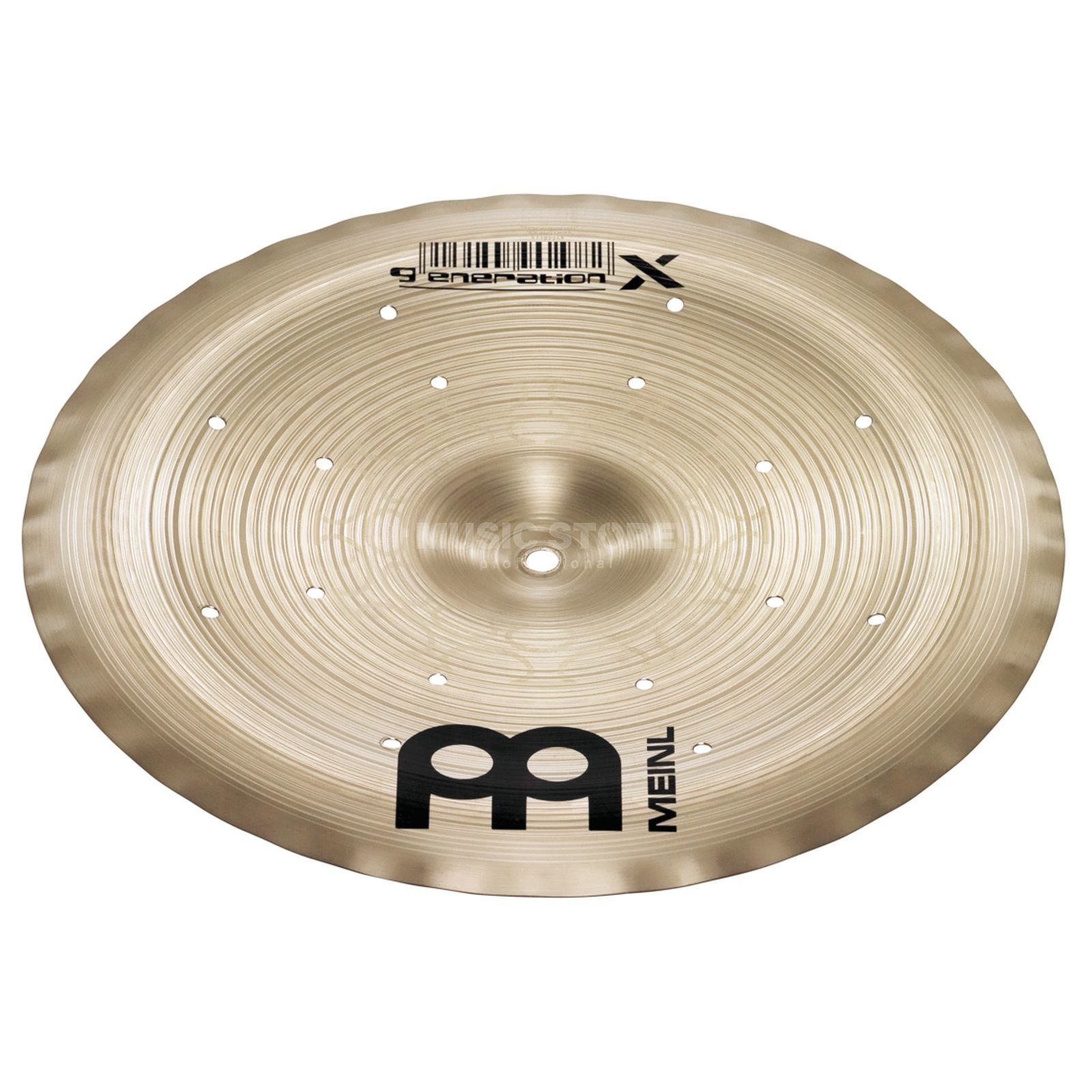 "Meinl Generation X Filter China 16"", GX-16FCH, B-Stock Immagine prodotto"