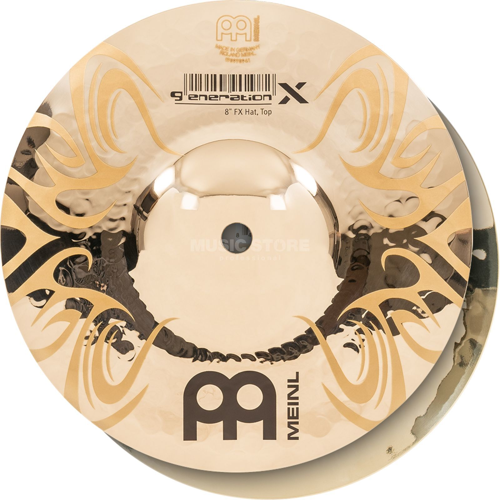 "Meinl Generation X, FX Hat 8"", GX-8FXH Product Image"