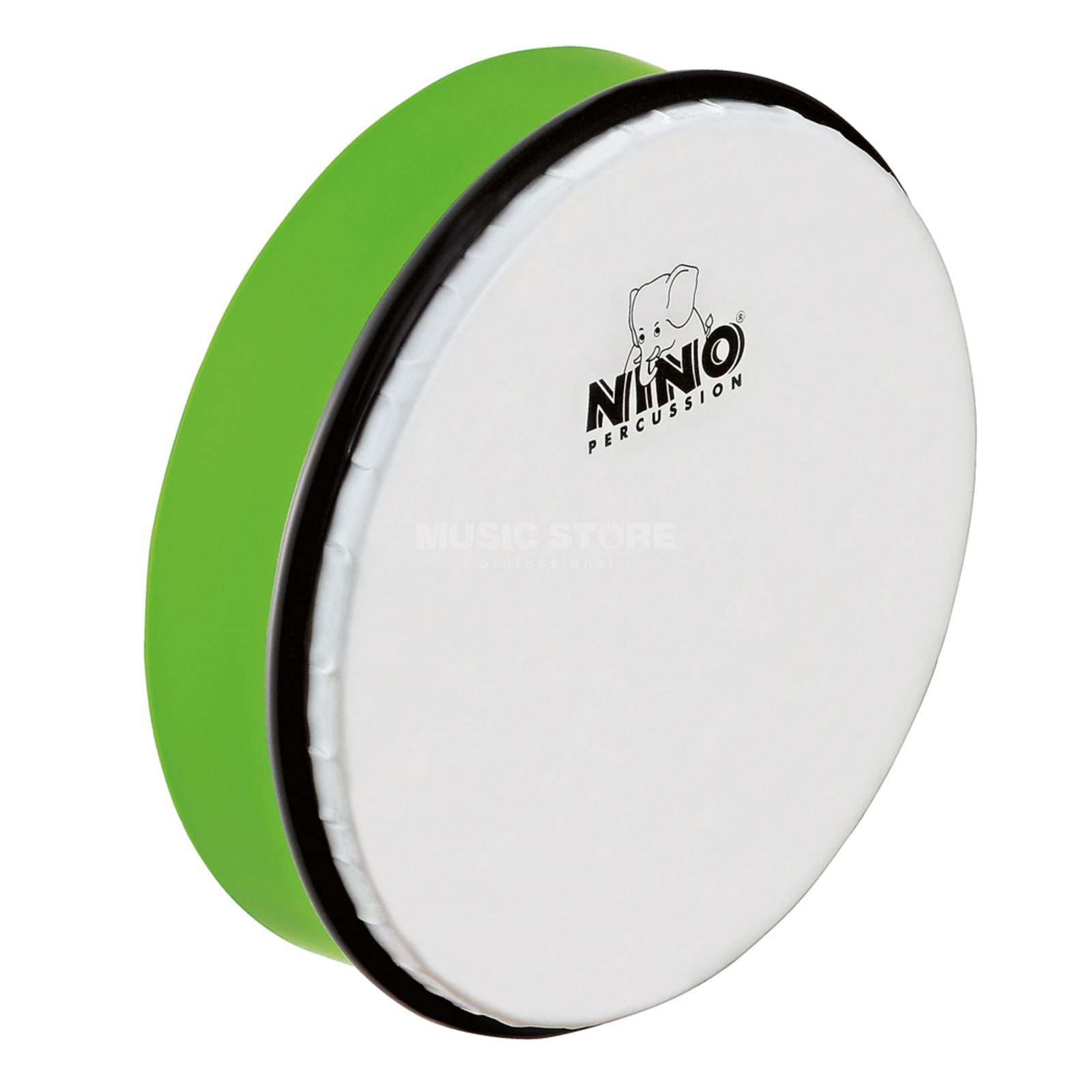 "Meinl HandDrum NINO45GG, 8"", Grass Green Product Image"