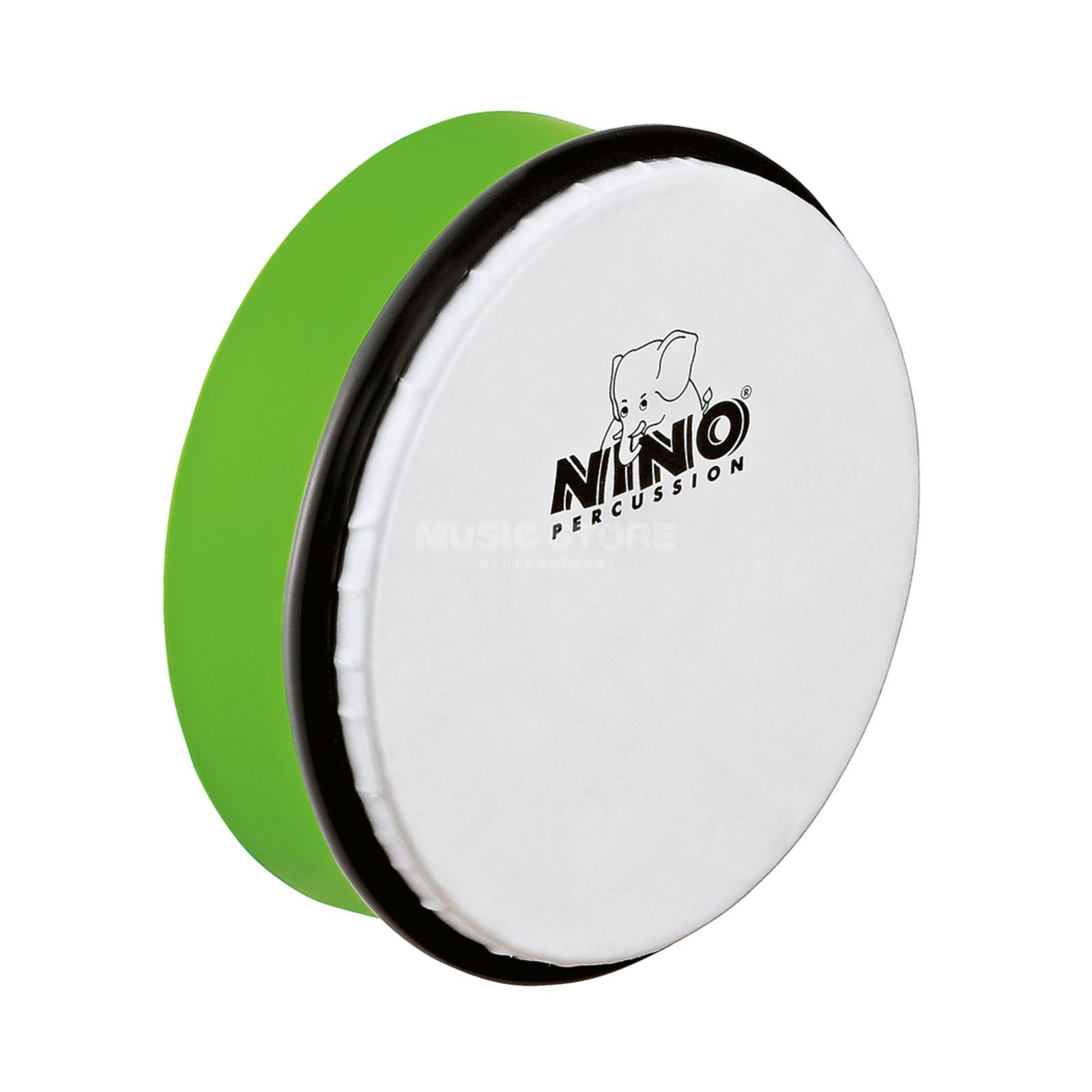 "Meinl HandDrum NINO4GG, 6"", Grass Green Product Image"