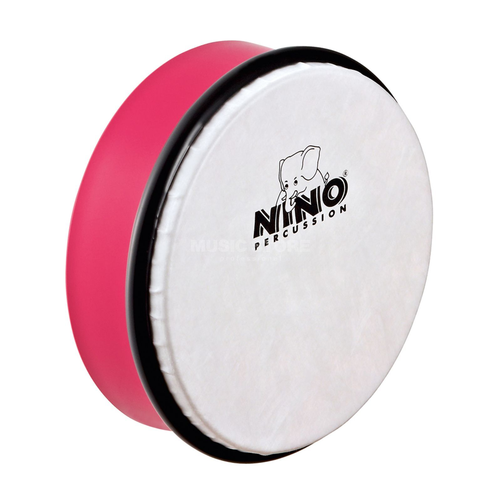 "Meinl HandDrum NINO4SP, 6"", Strawberry Pink Produktbild"