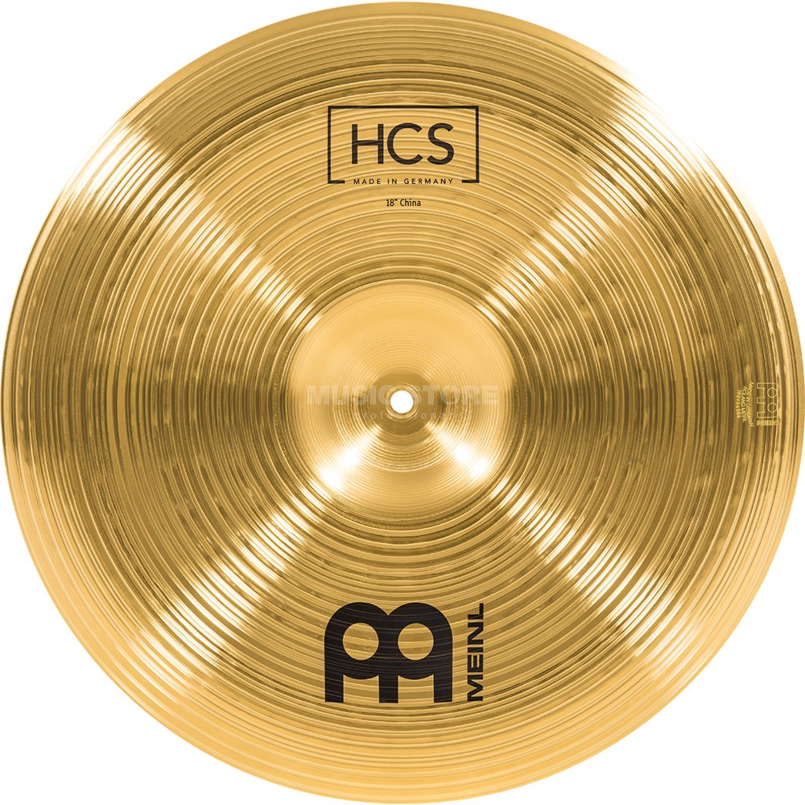 "Meinl HCS China 18"", HCS18CH Productafbeelding"
