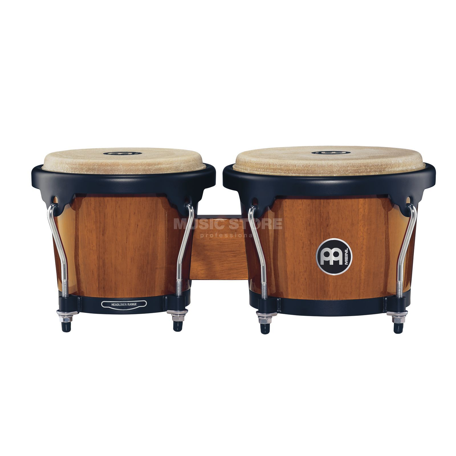 "Meinl Headliner Bongos HB100MA, 6 3/4""+8"", Maple #MA Изображение товара"