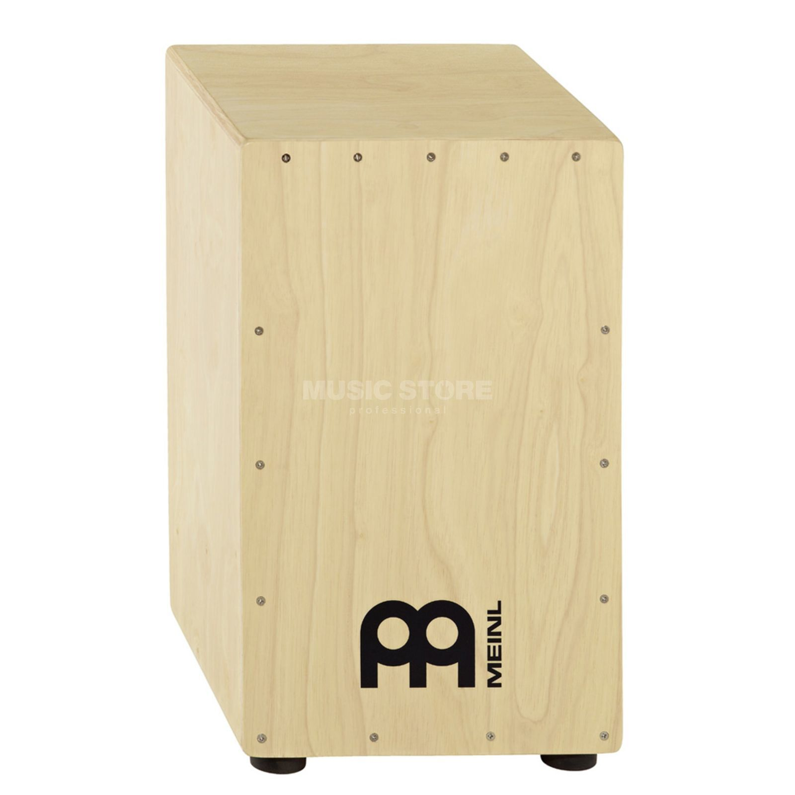 Meinl Headliner Cajon HCAJ3NT, Rubber Wood Product Image