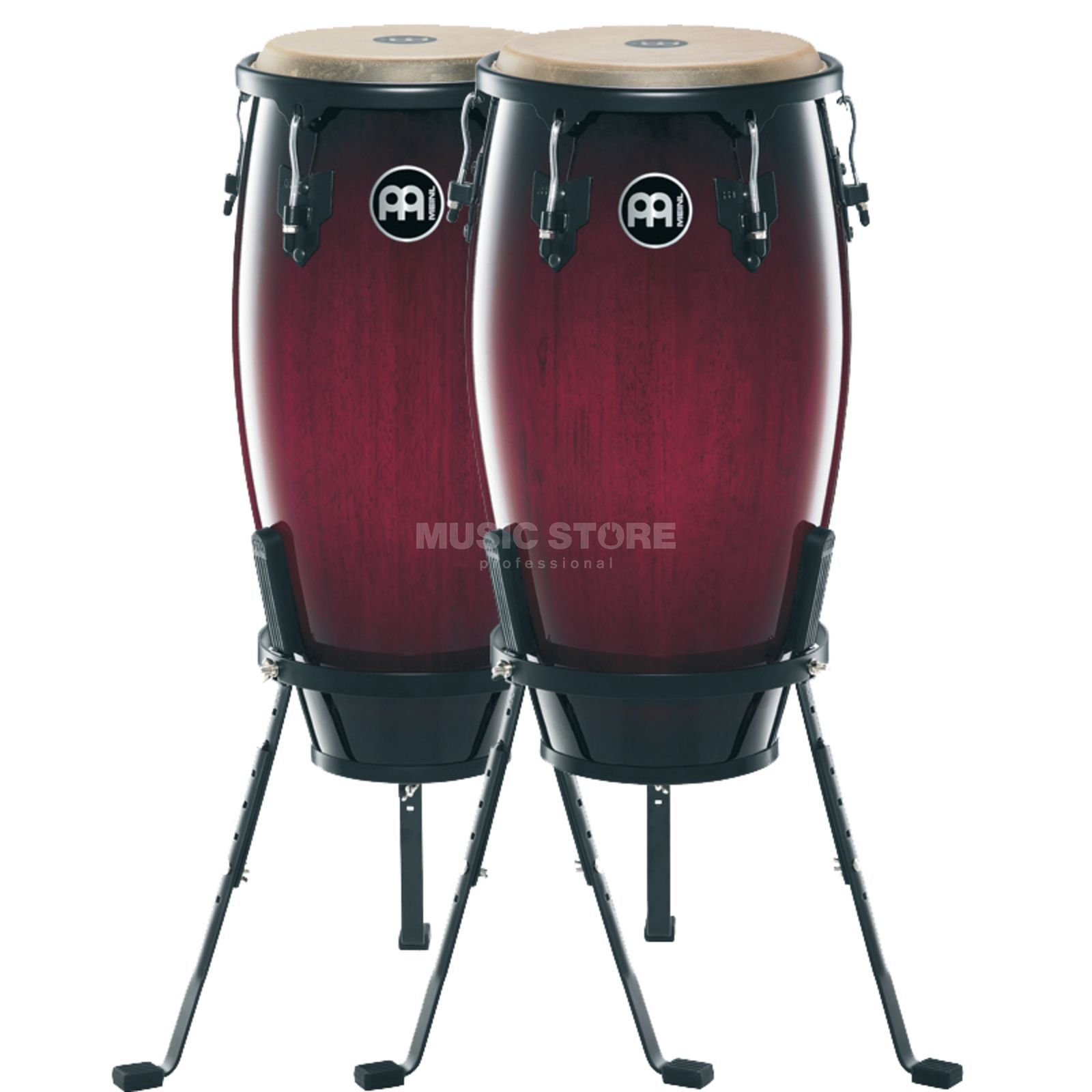 "Meinl Headliner Conga Set HC512-WRB, 11""+12"", Wine Red Burst #WRB Produktbild"